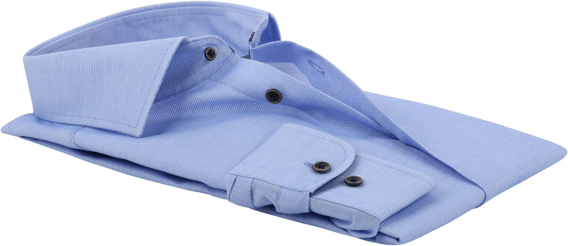 Suitable Overhemd Lichtblauw Waut foto 3