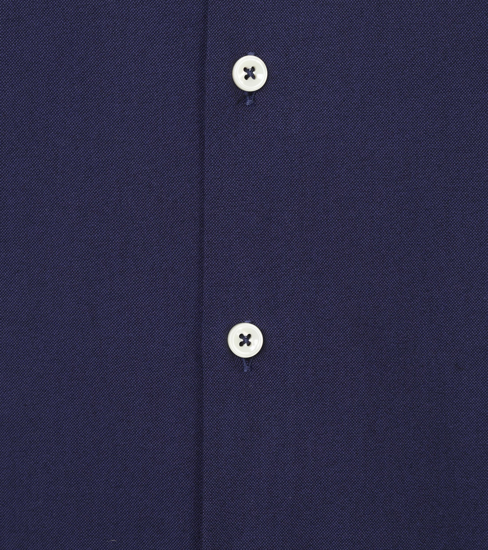 Suitable Overhemd Max Donkerblauw