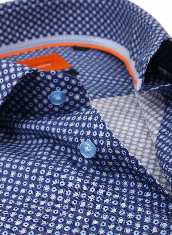Suitable Overhemd Navy D82-04 foto 1