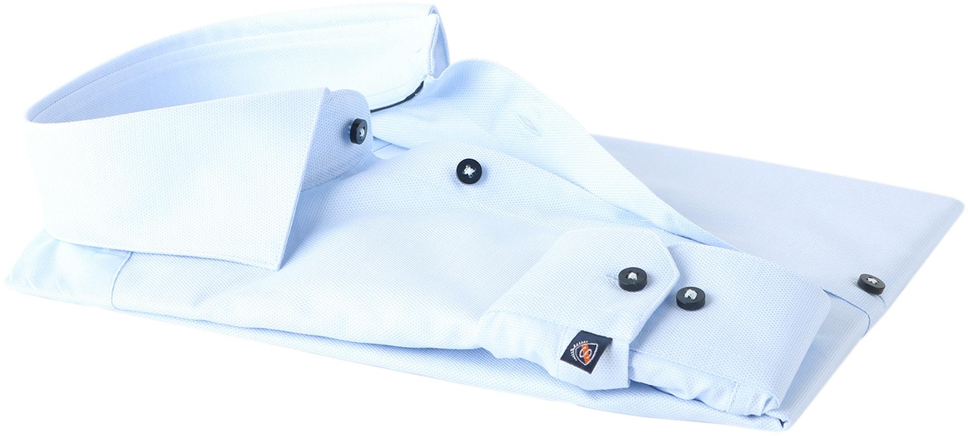 Suitable Overhemd Oxford Blue foto 3