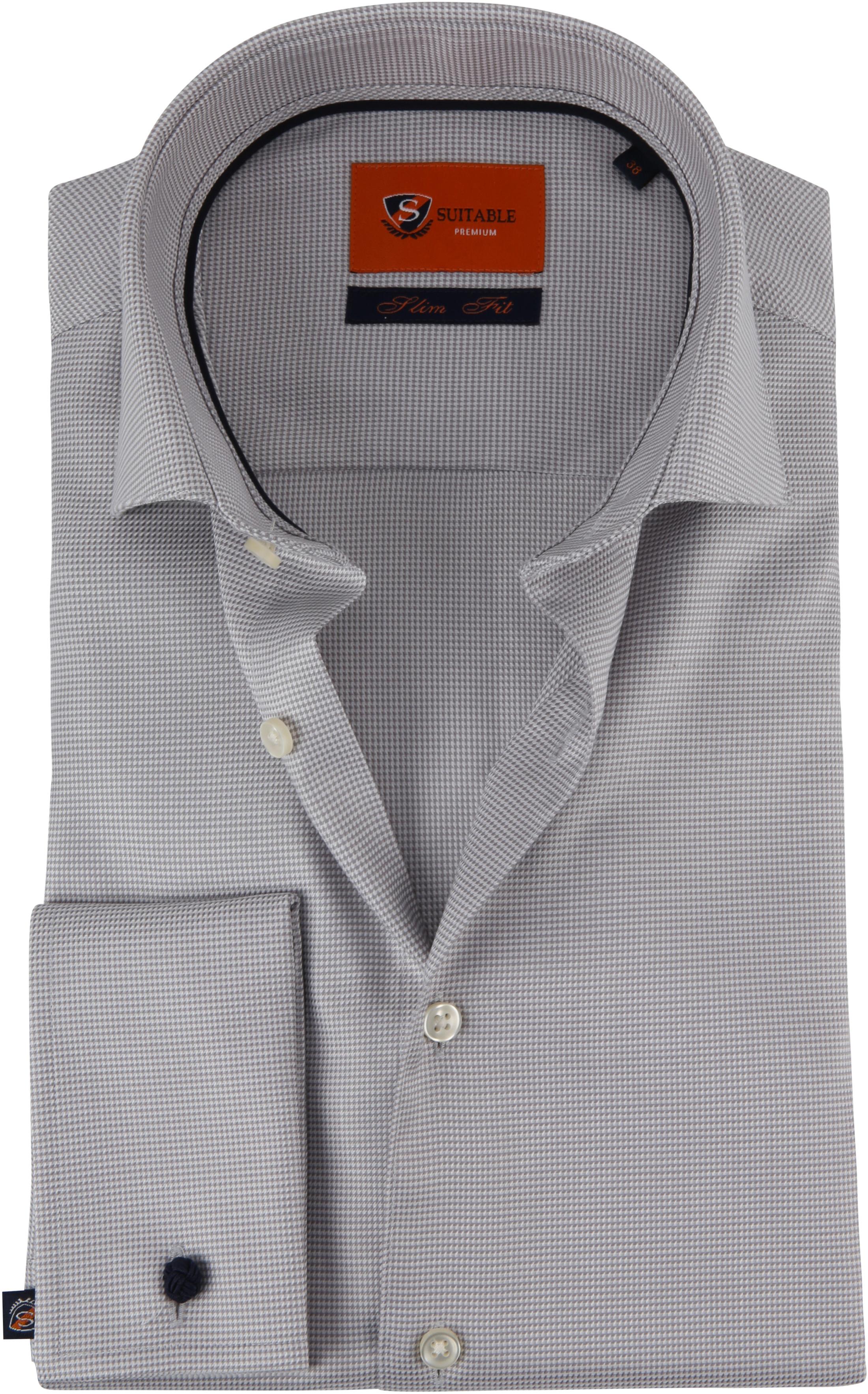 De Sf Bestellen Suitable Overhemd D82 Online Piede Dm Grijs Poule 18 kZTXiulOPw