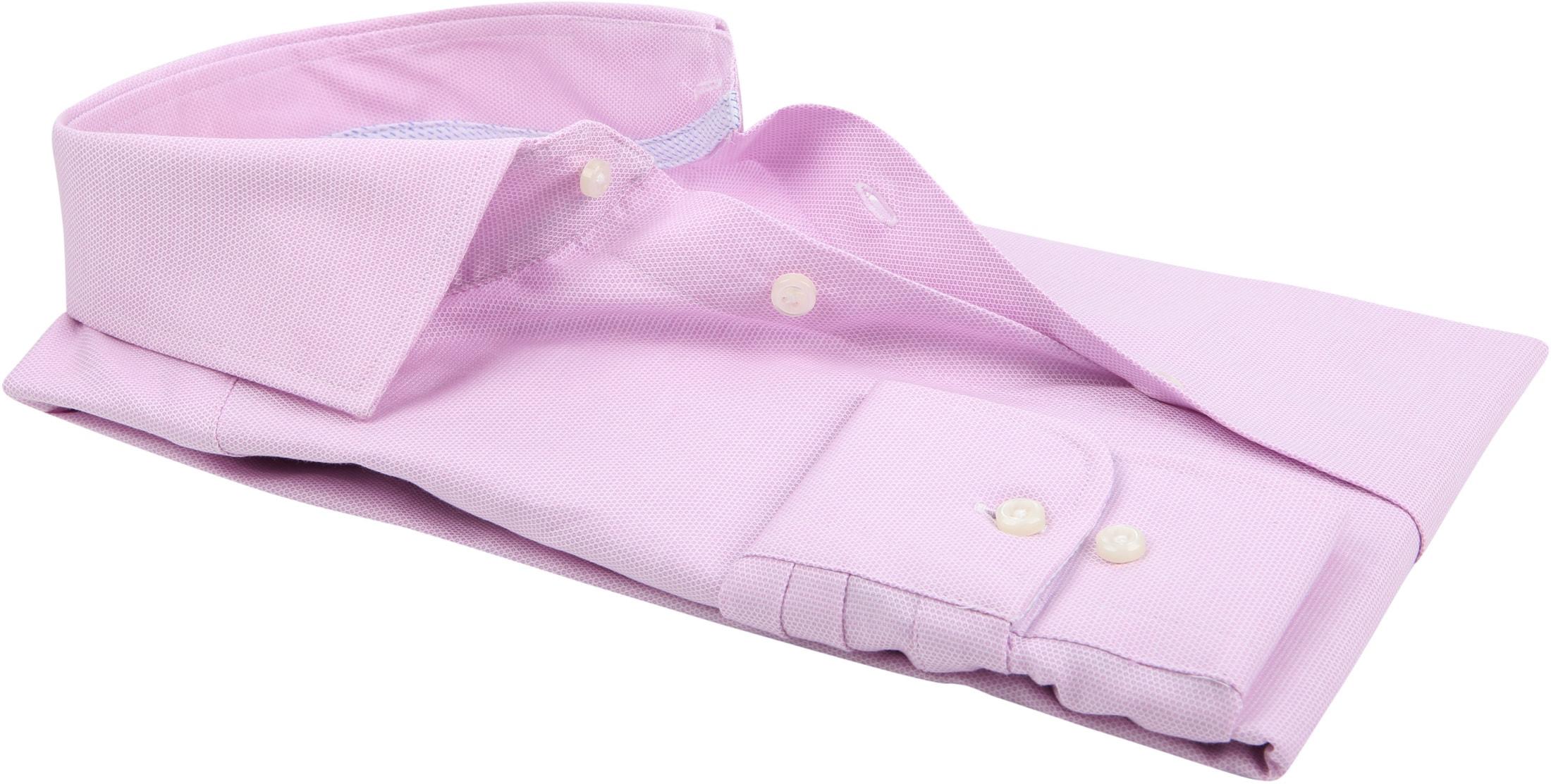 Suitable Overhemd Roze Wesley foto 3