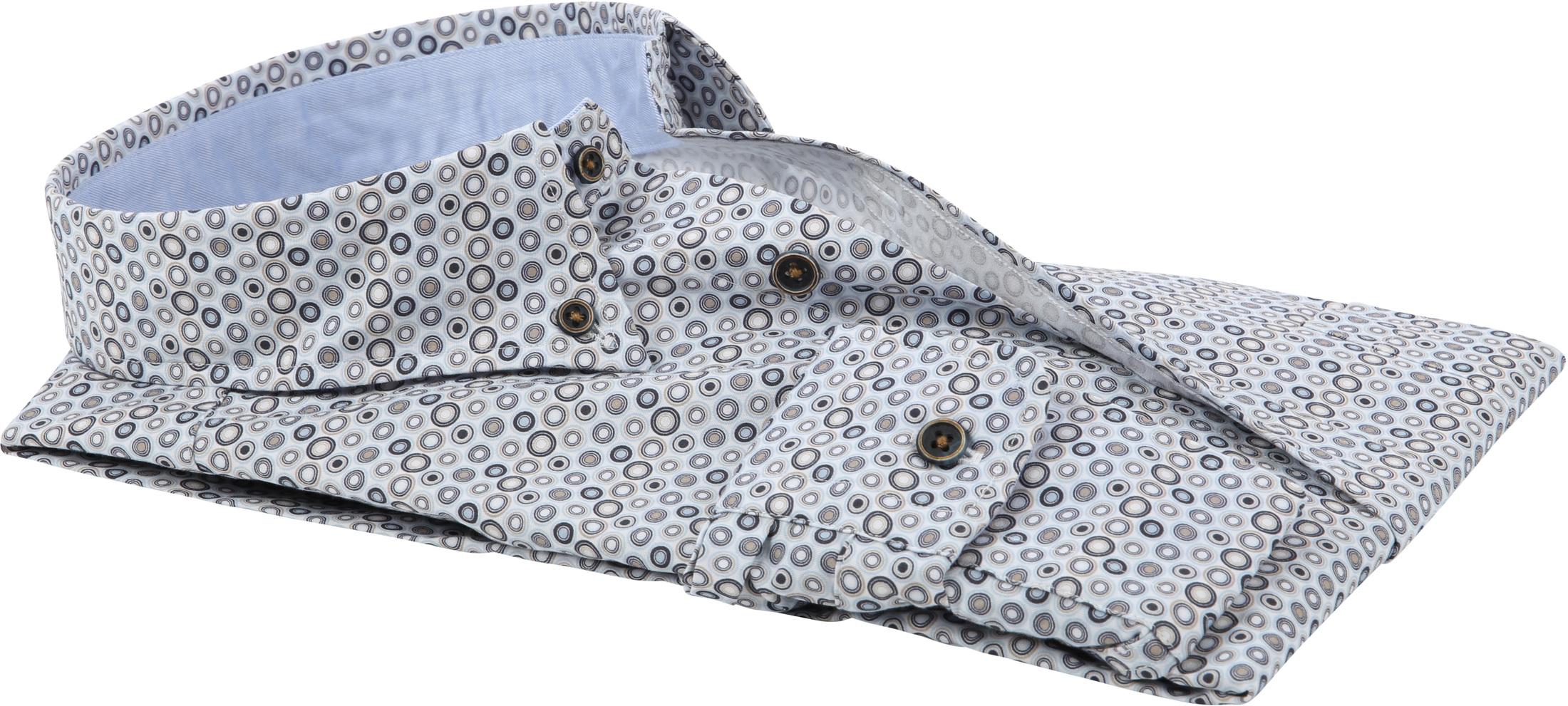 Suitable Overhemd SF Blue Dots foto 3