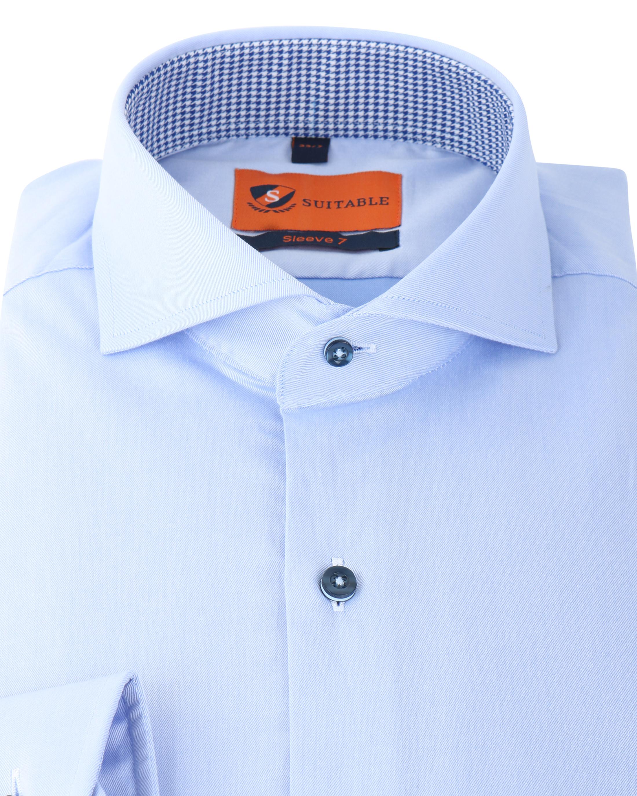 Suitable Overhemd SL7 Blauw 140-2 foto 1