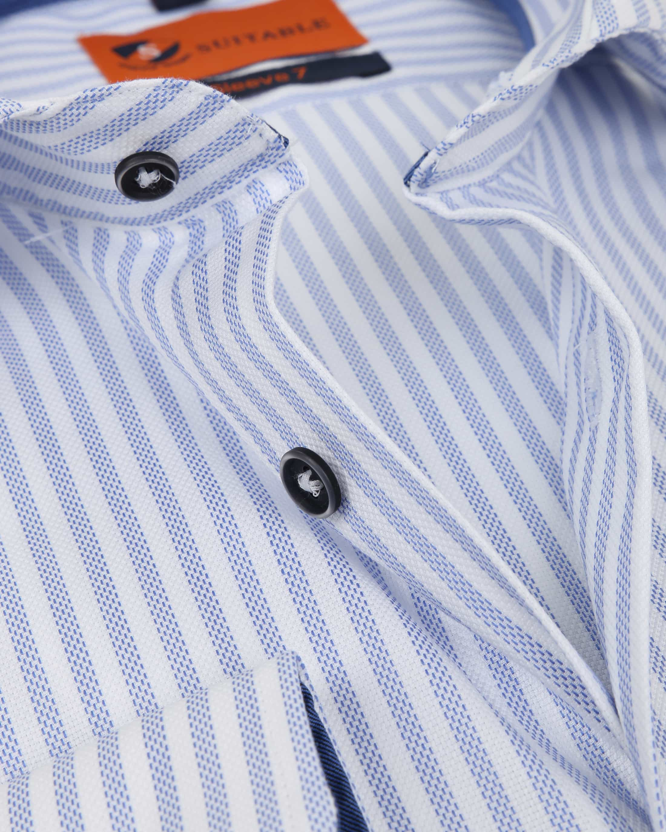 Suitable Overhemd SL7 Streep 180-3 foto 1