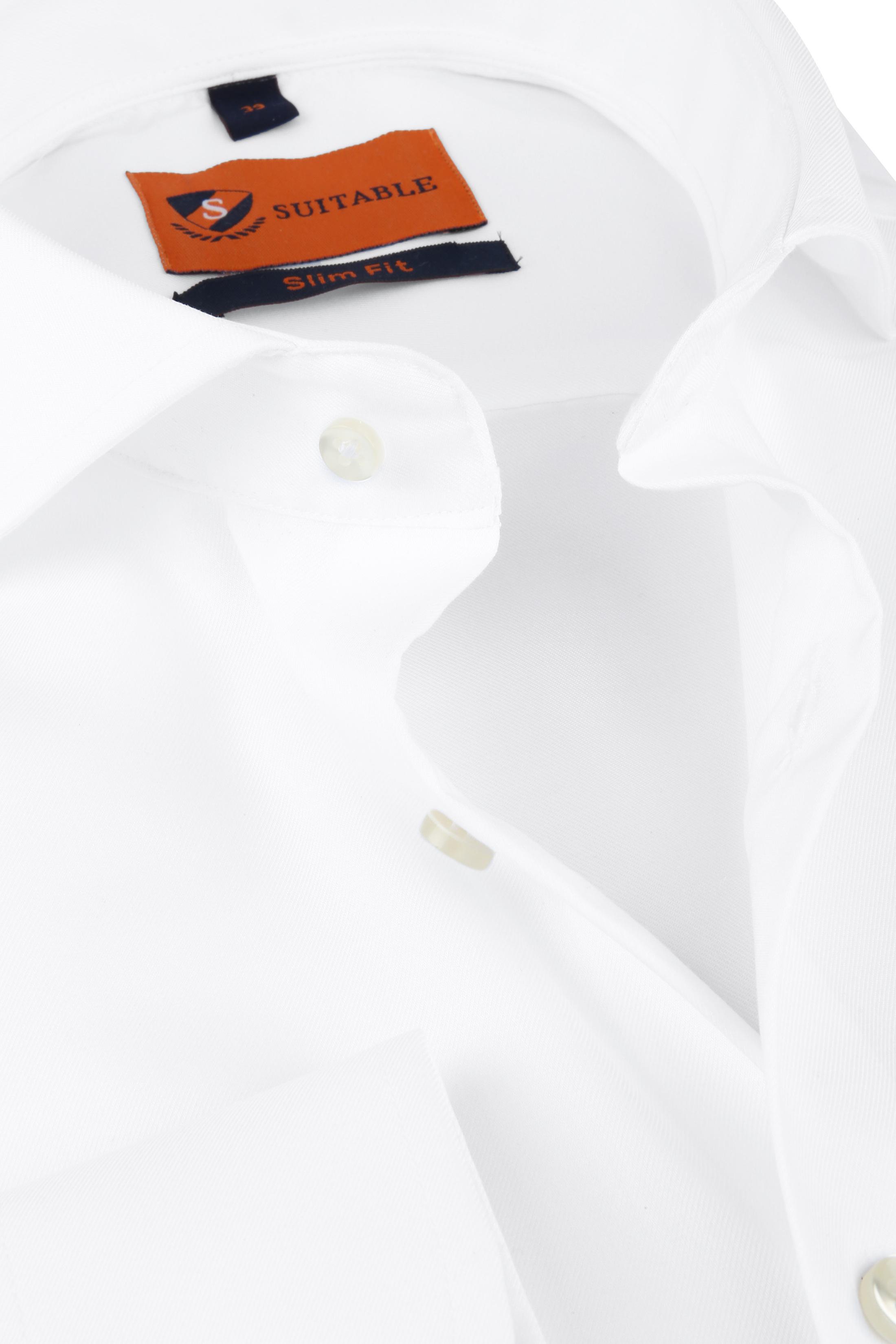 Suitable Overhemd Wit 146-7 foto 1