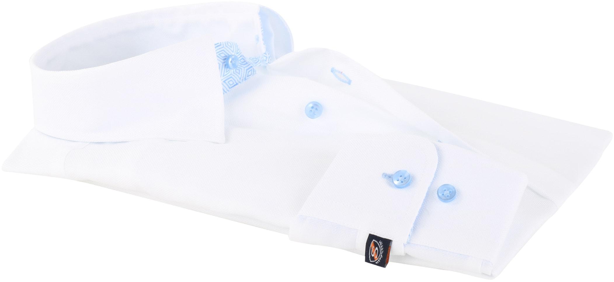 Suitable Overhemd Wit 149-1 foto 2