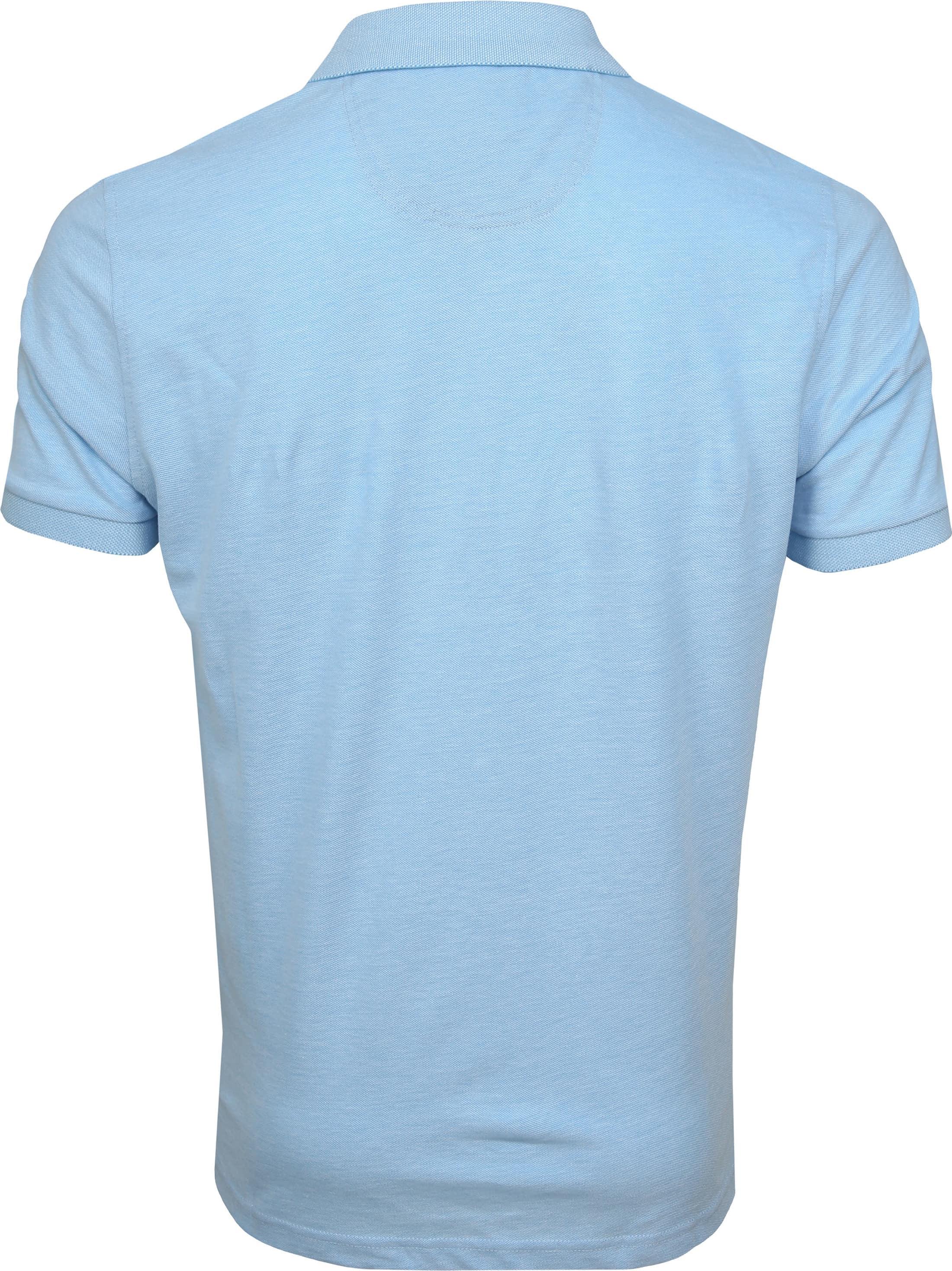Suitable Oxford Poloshirt Blue photo 3