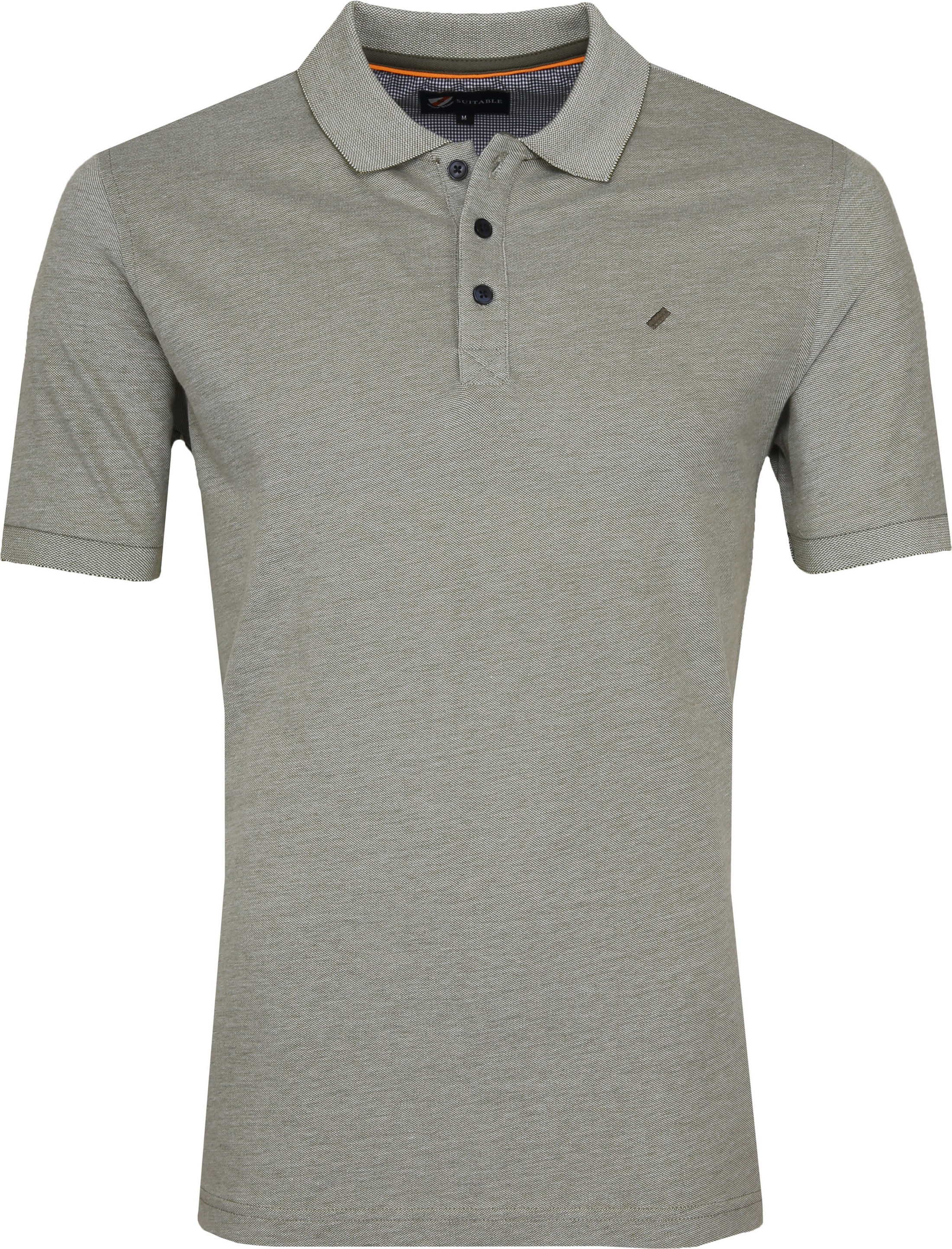 Suitable Oxford Poloshirt Green photo 0