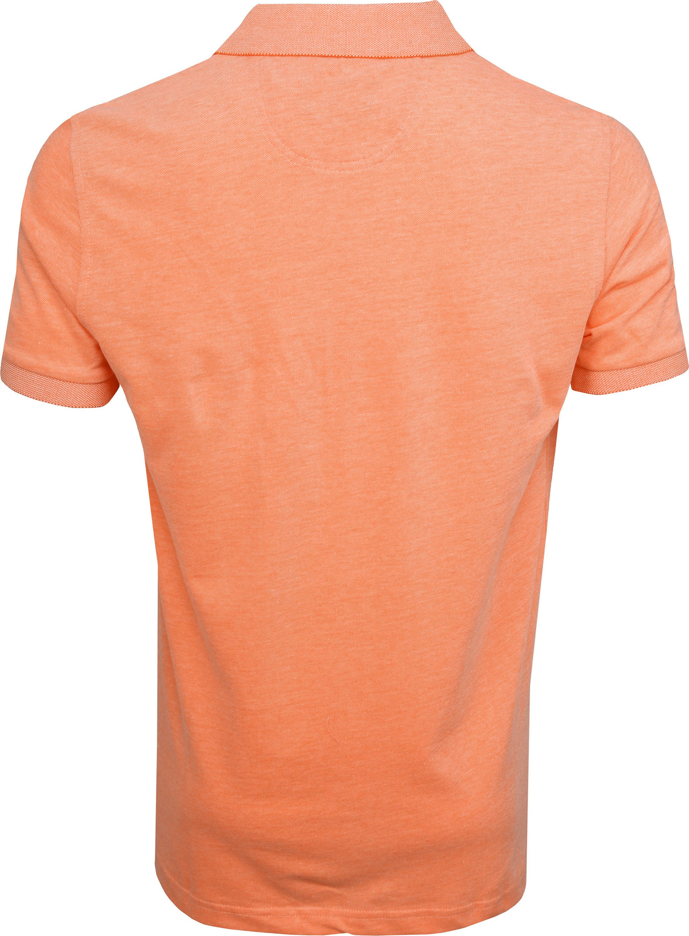 Suitable Oxford Poloshirt Orange foto 3