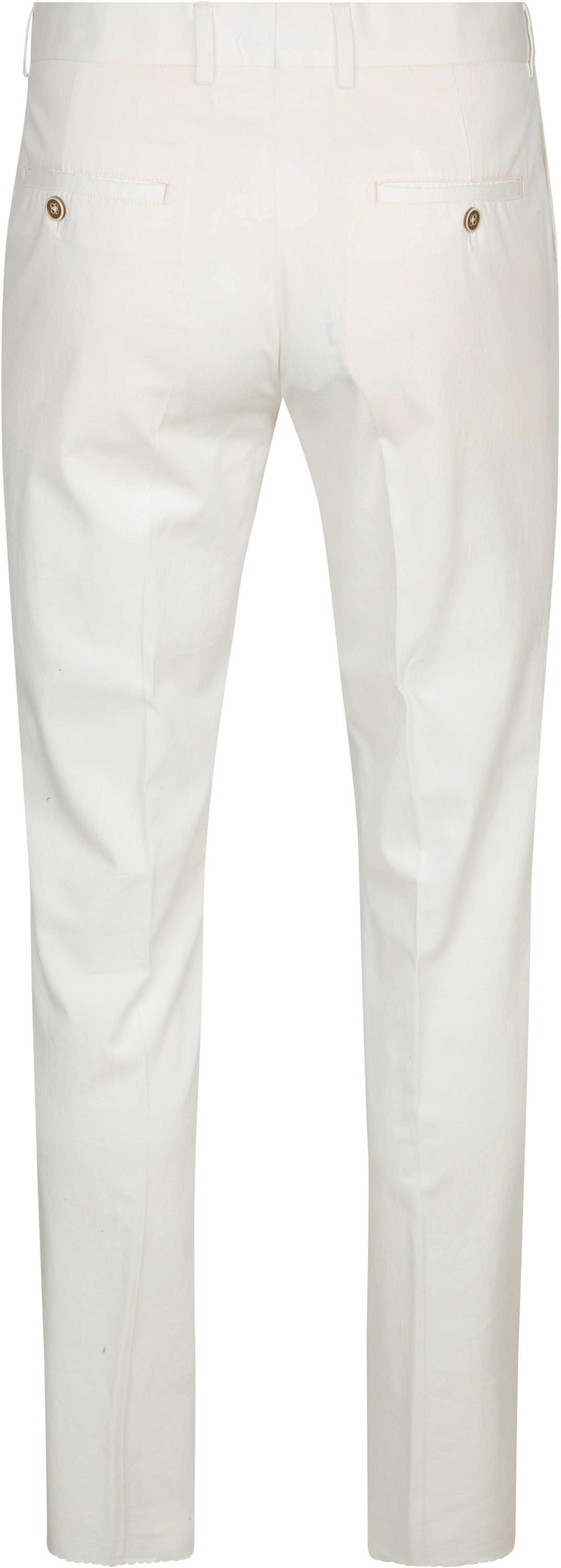 Suitable Pantalon Algodao Ecru