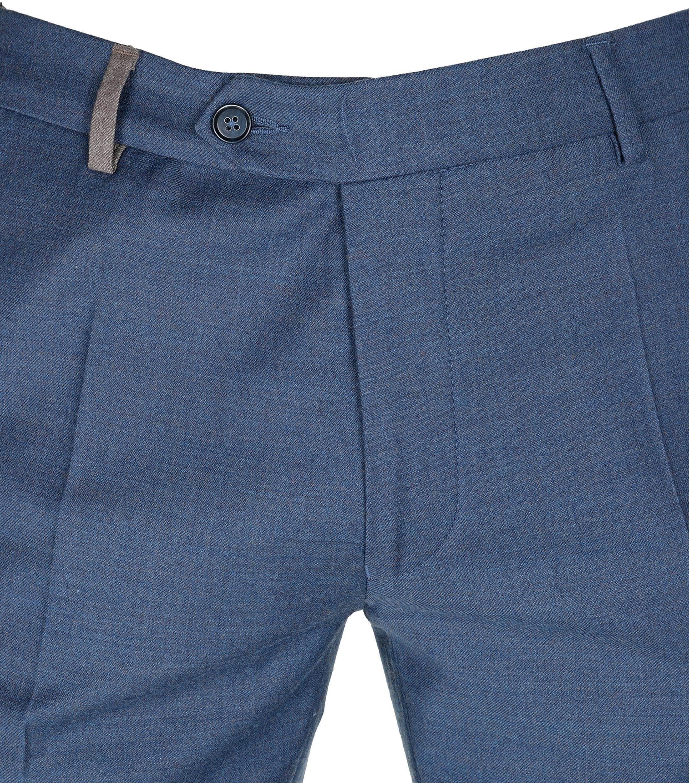 Suitable Pantalon Blauw foto 1