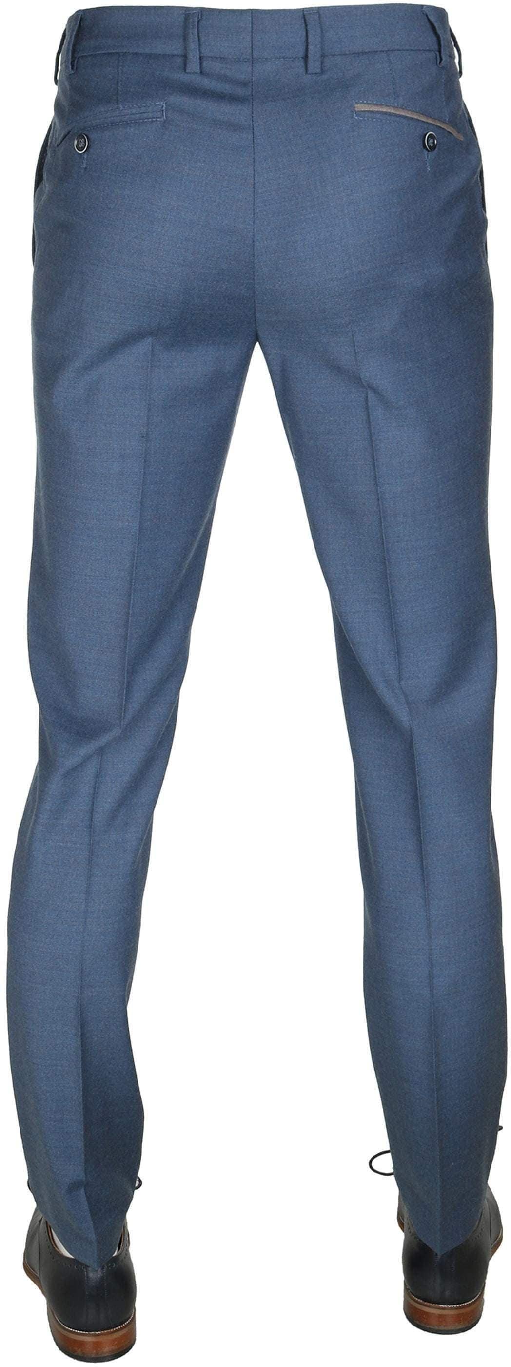 Suitable Pantalon Blauw foto 2