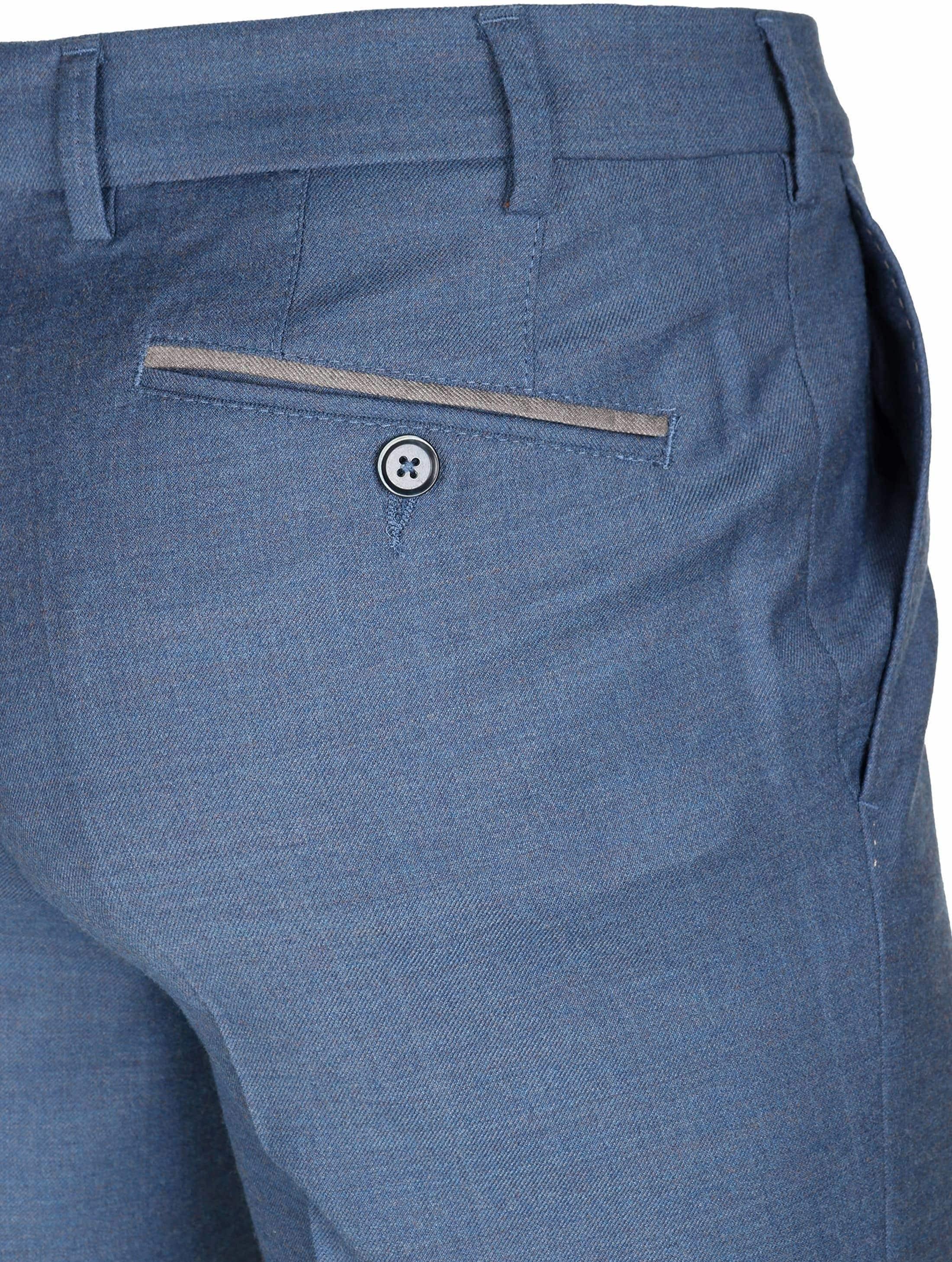 Suitable Pantalon Blauw foto 3