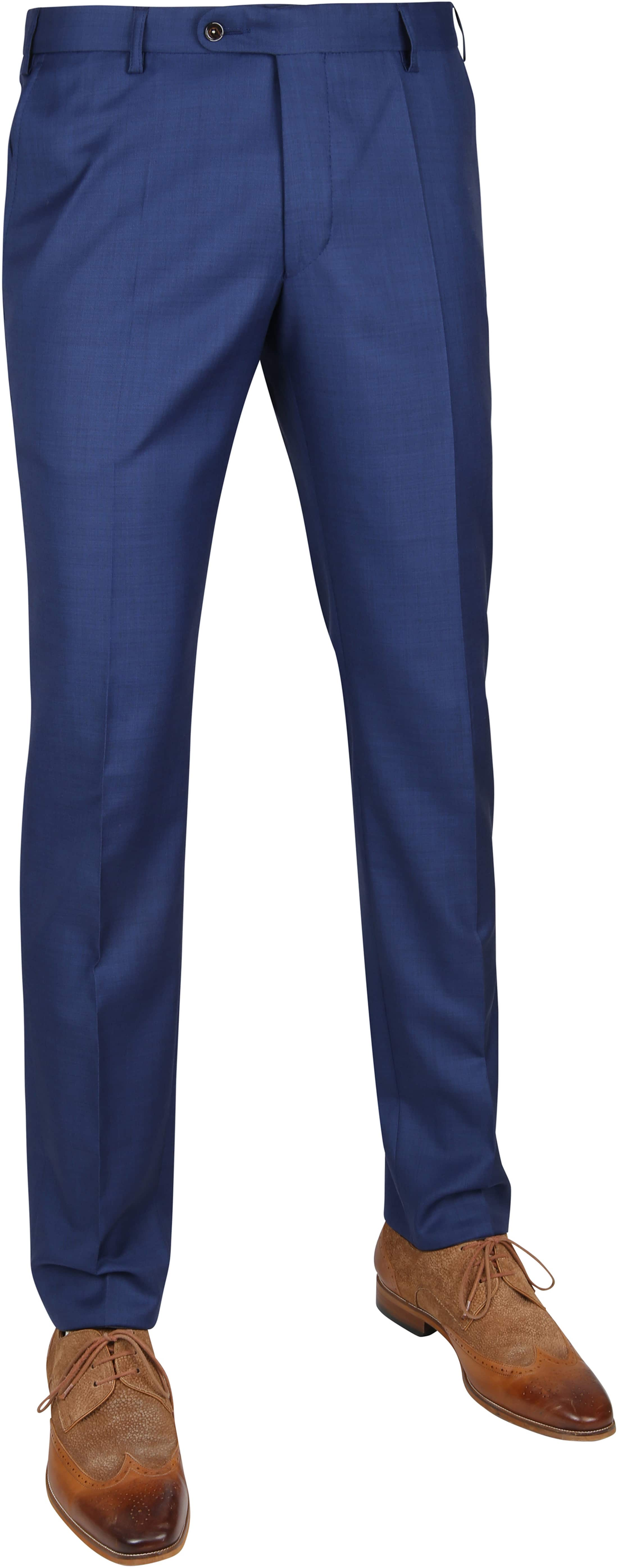 Suitable Pantalon Evans Blau Foto 0