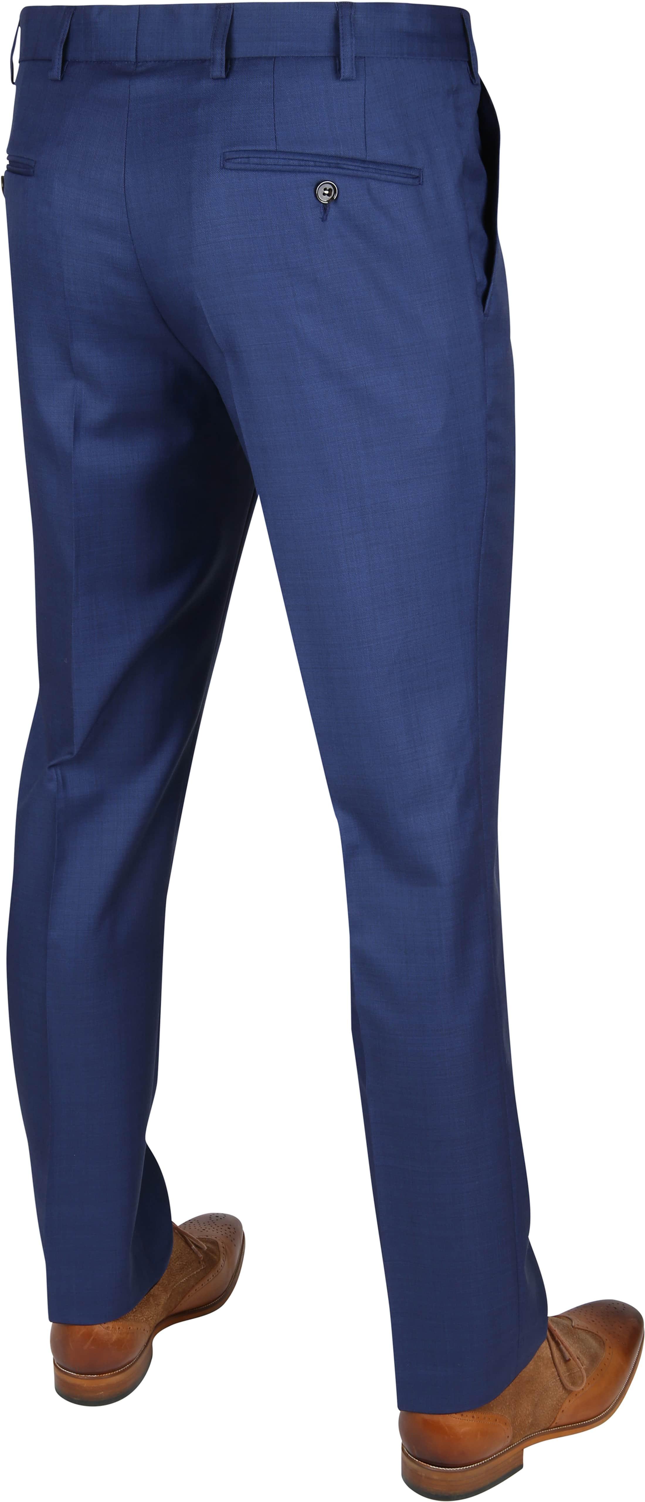 Suitable Pantalon Evans Blau Foto 3
