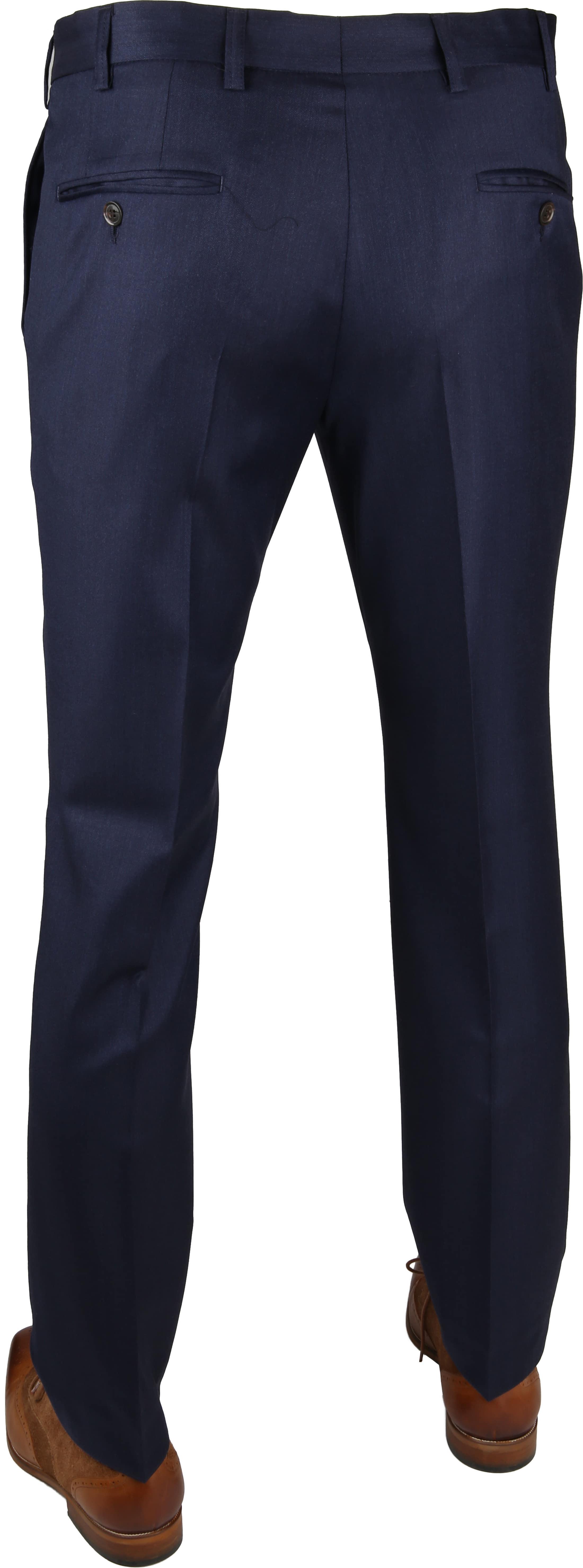 Suitable Pantalon Evans Dunkelblau Foto 3