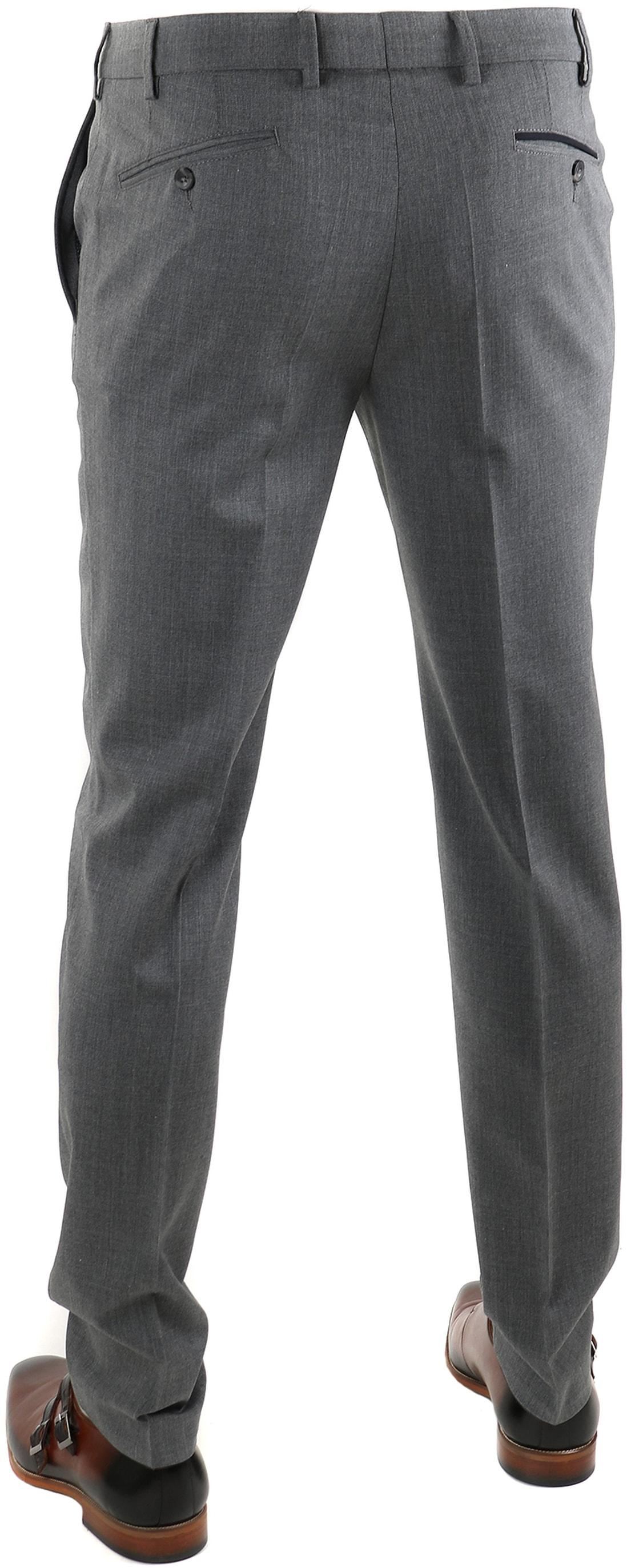 Suitable Pantalon Middengrijs foto 1