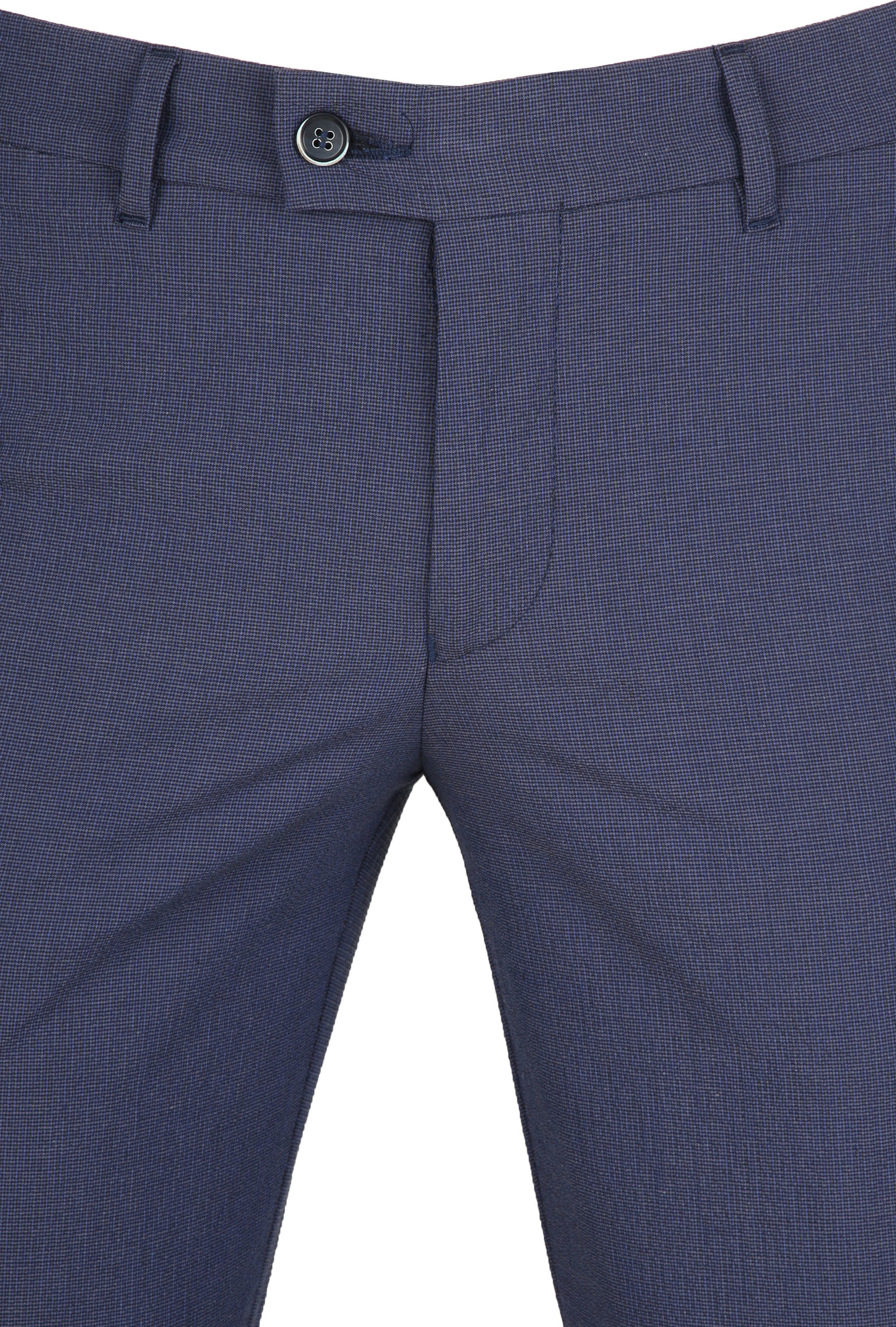 Suitable Pantalon Pisa Dessin Blau foto 2
