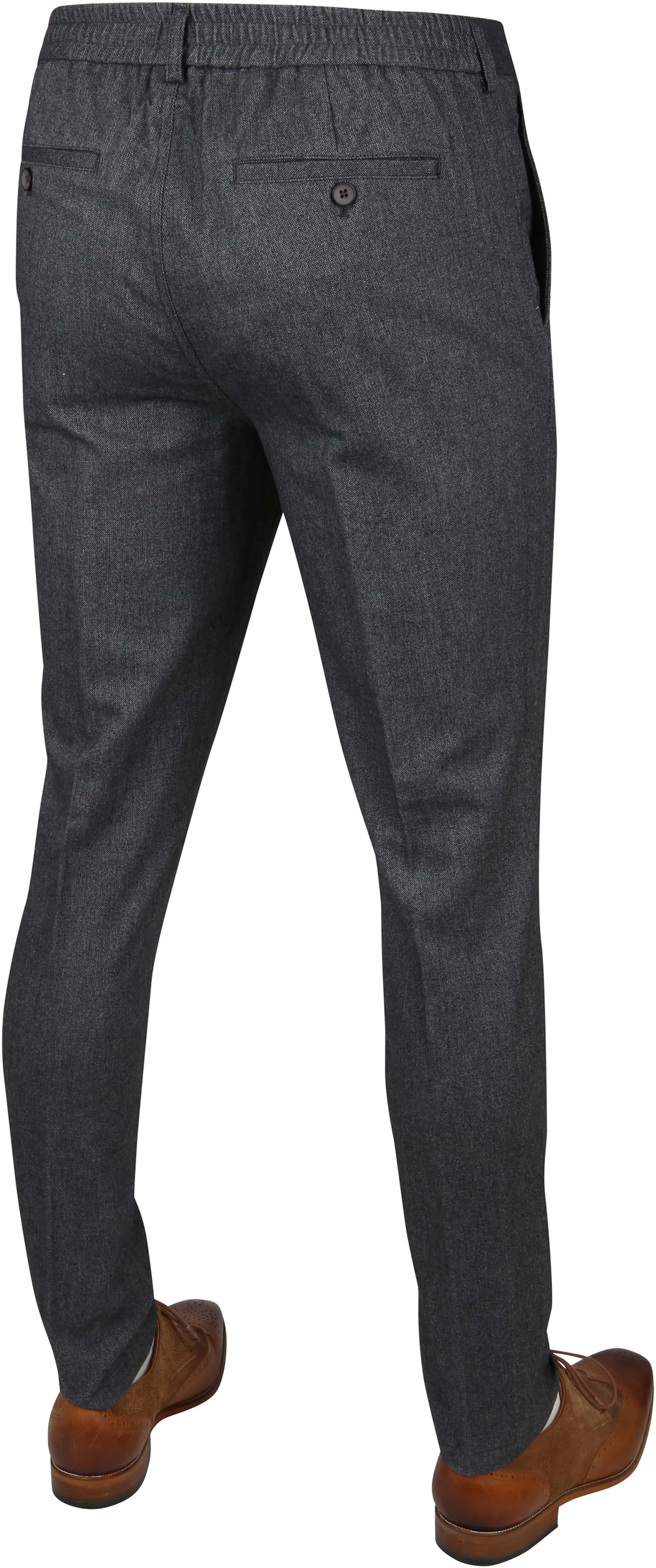 Suitable Pantalon Travis Dark Grey foto 3
