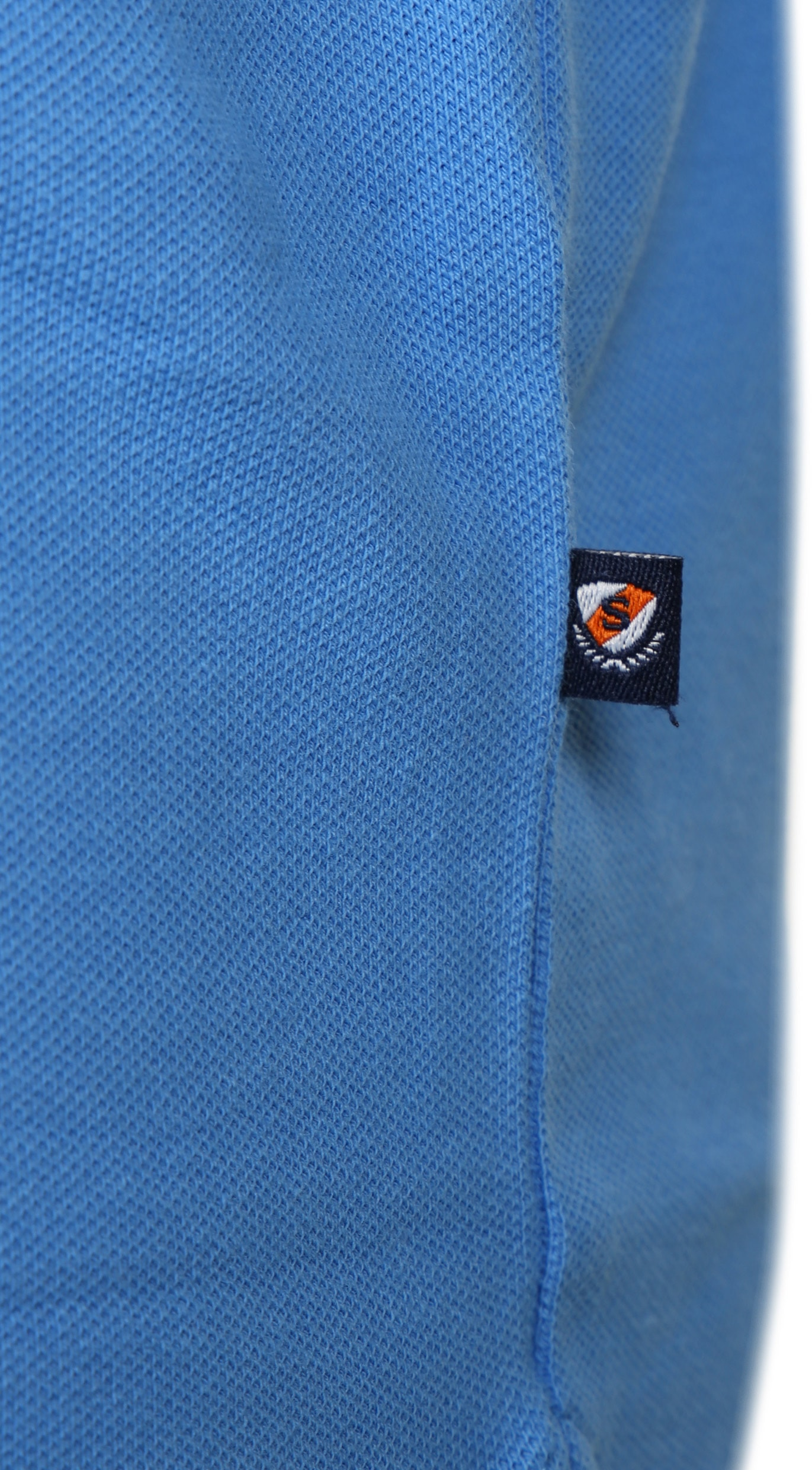 Suitable Polo Basic Blauw foto 3