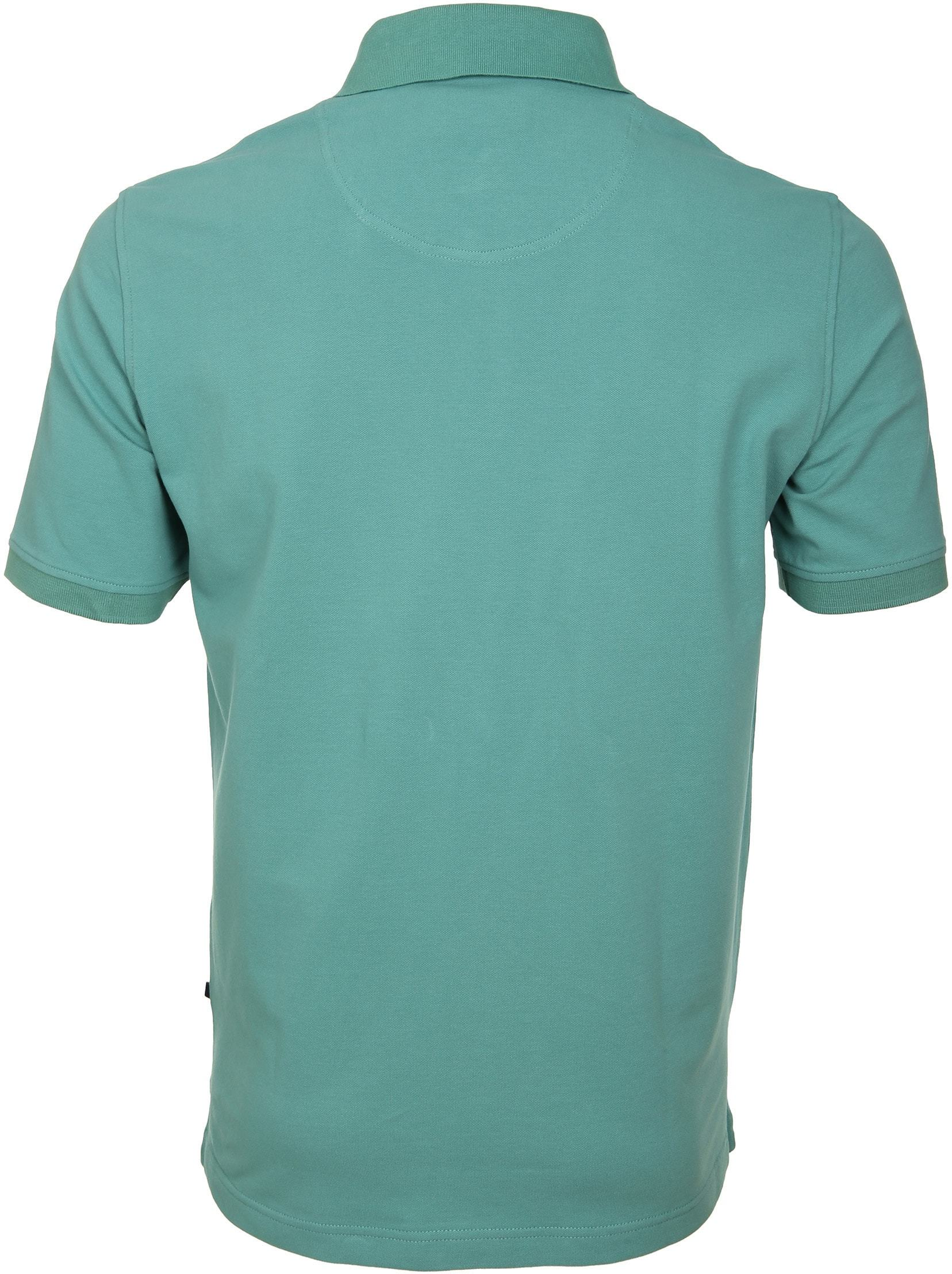 Suitable Polo Basic Groen foto 4