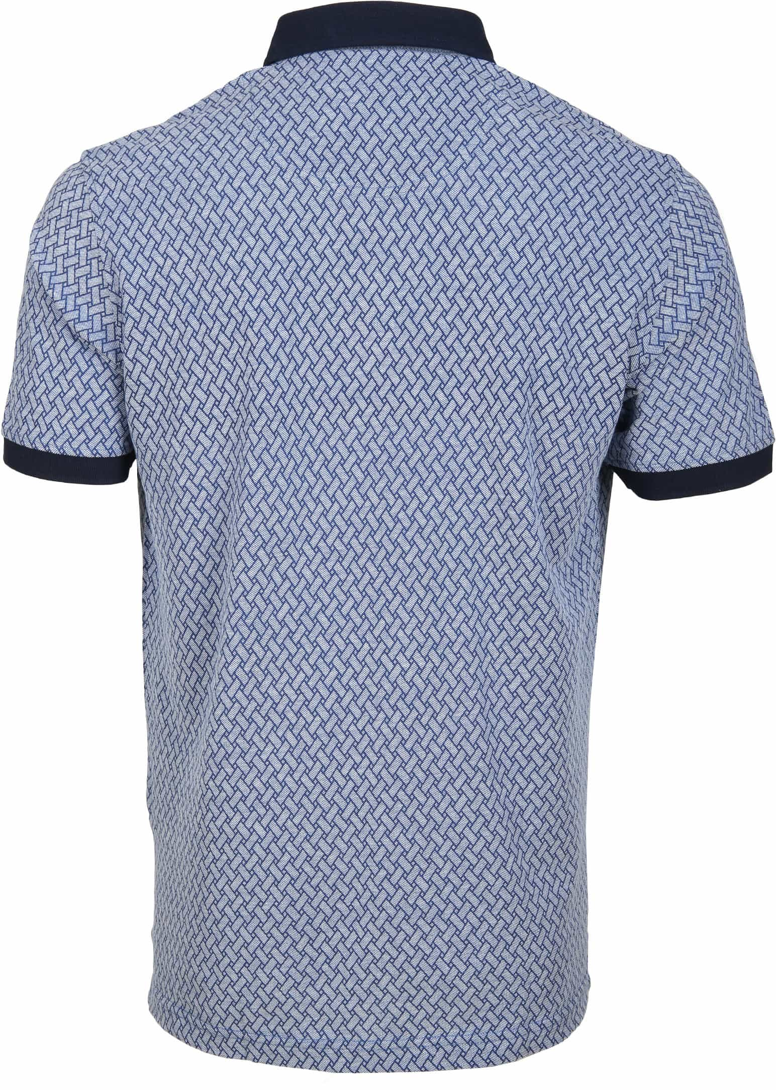 Suitable Polo Bric Blauw foto 2