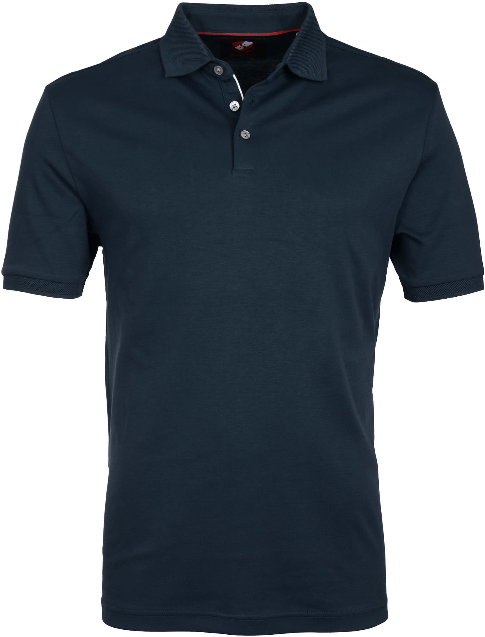 Suitable Polo Liquid Navy foto 0