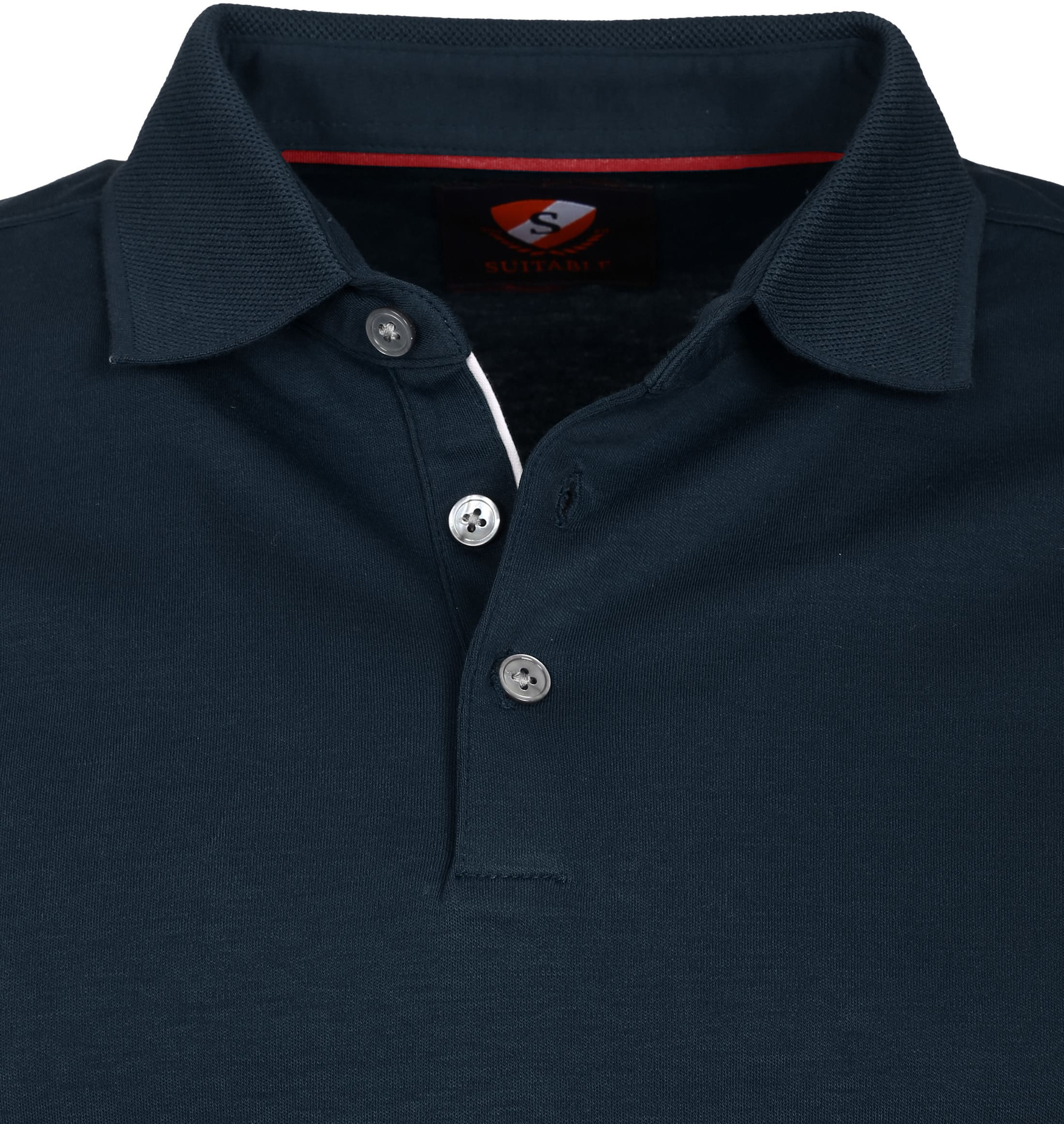 Suitable Polo Liquid Navy foto 1