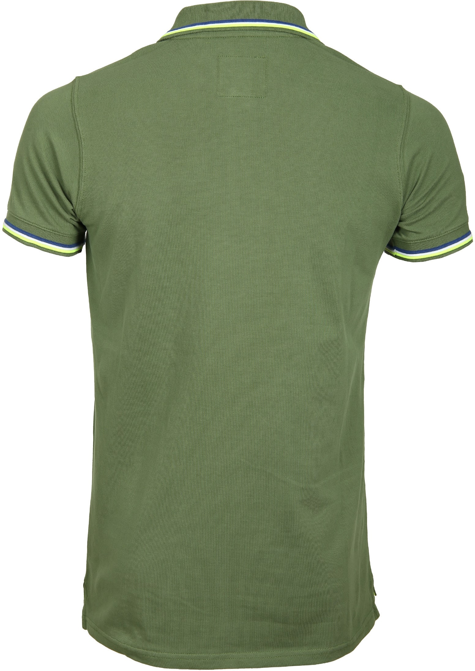 Suitable Polo Neon Groen foto 2