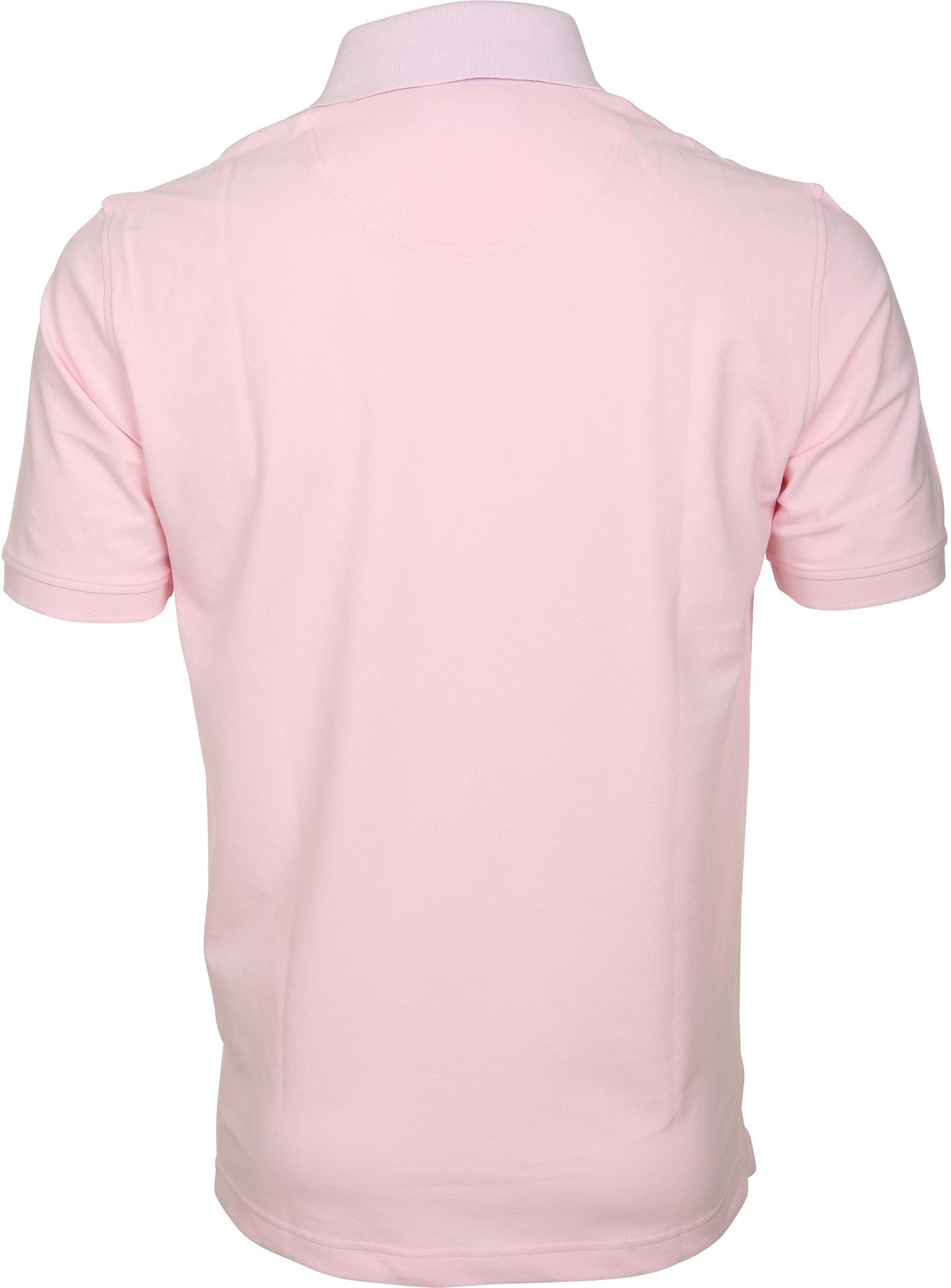 Suitable Poloshirt Basic Rosa foto 4