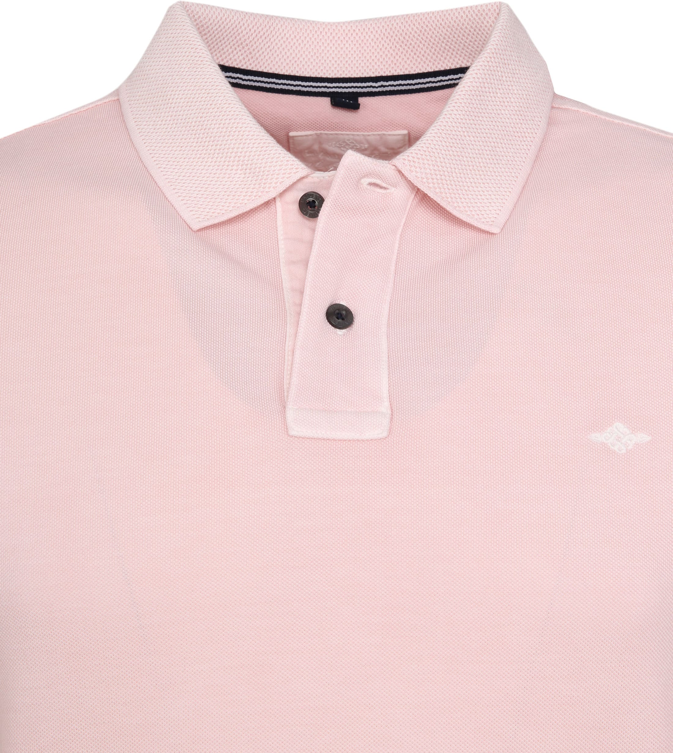 Suitable Poloshirt Boston Roze foto 1