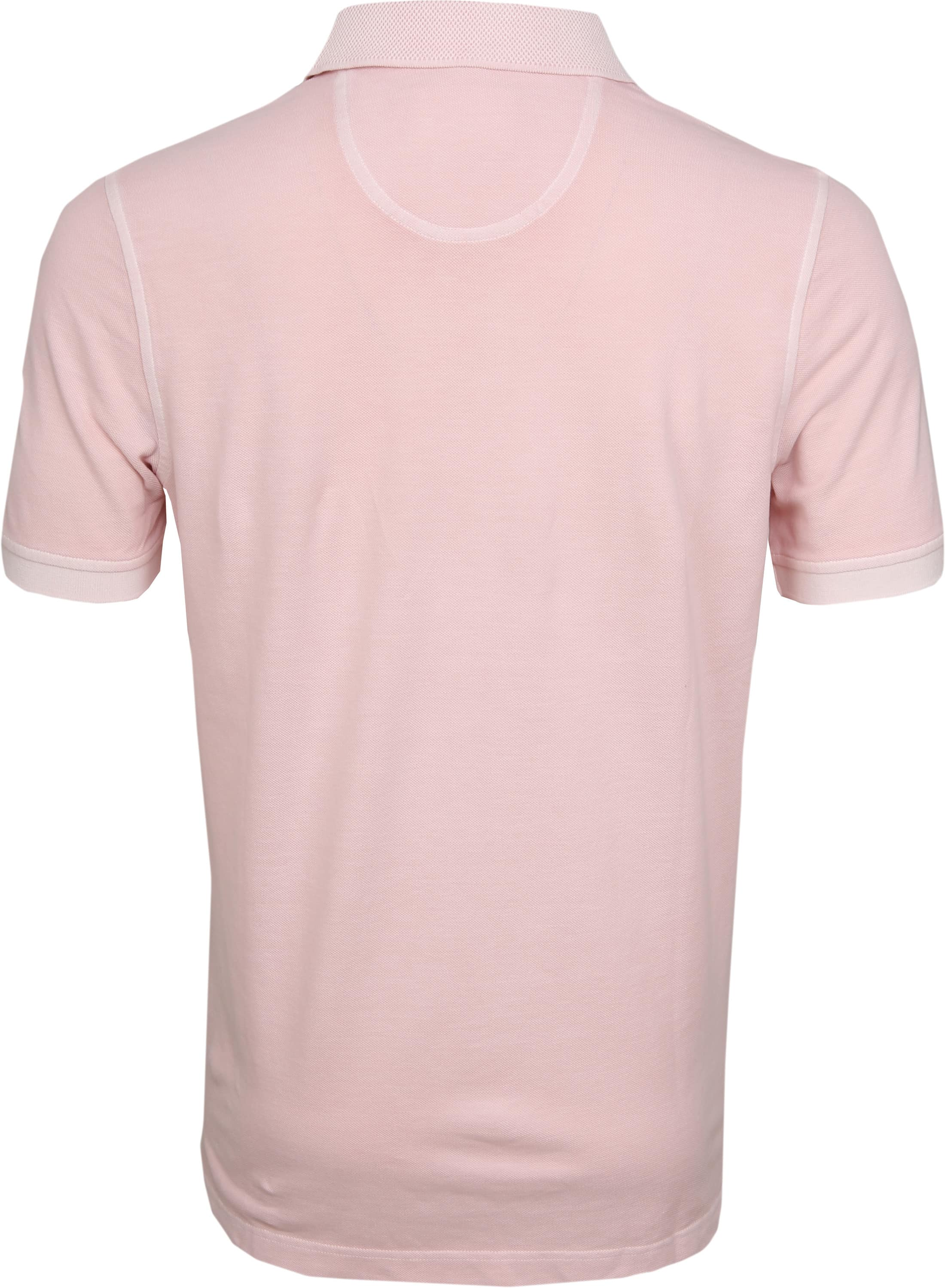 Suitable Poloshirt Boston Roze foto 3