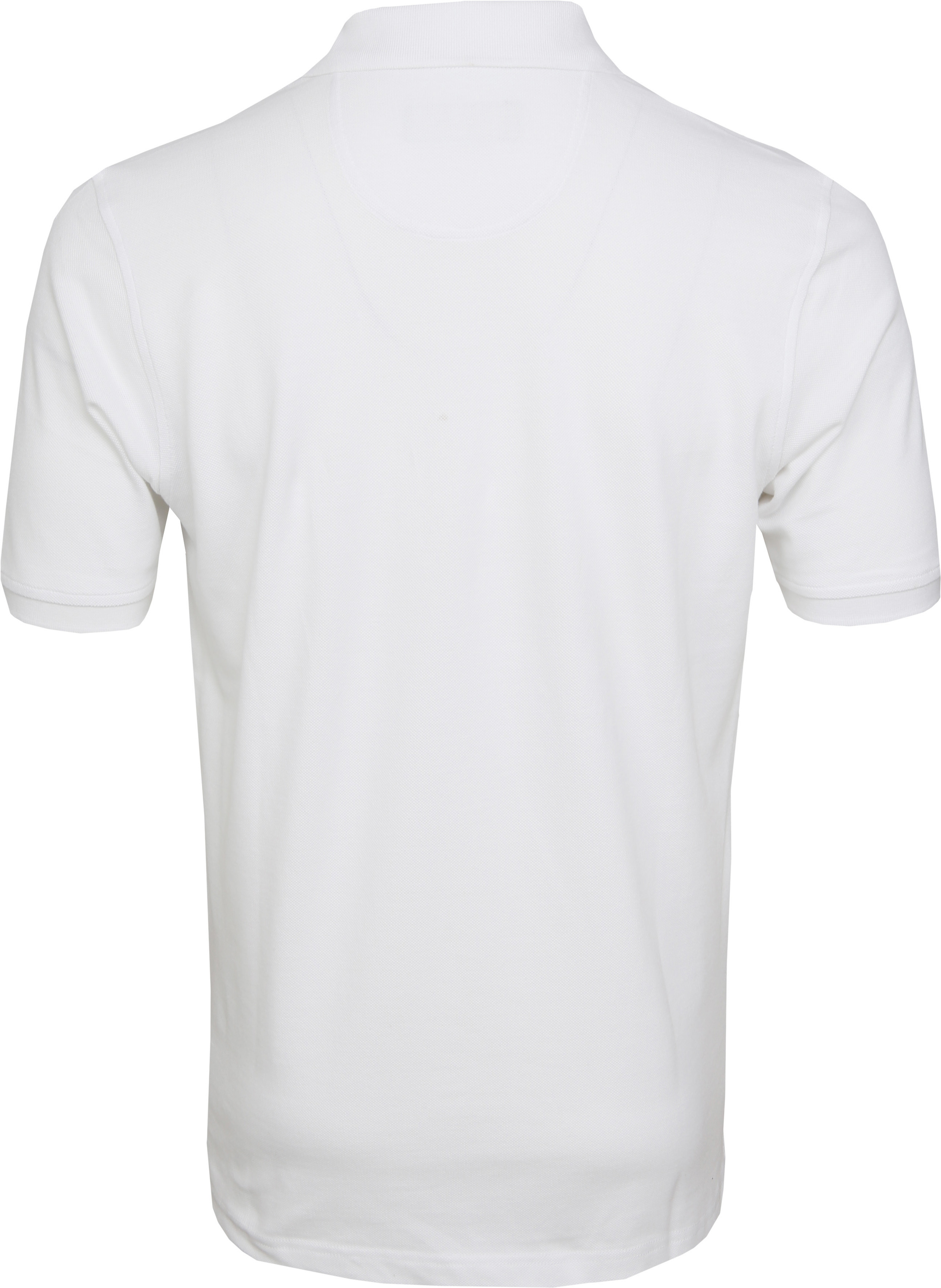 Suitable Poloshirt Boston Wit foto 3