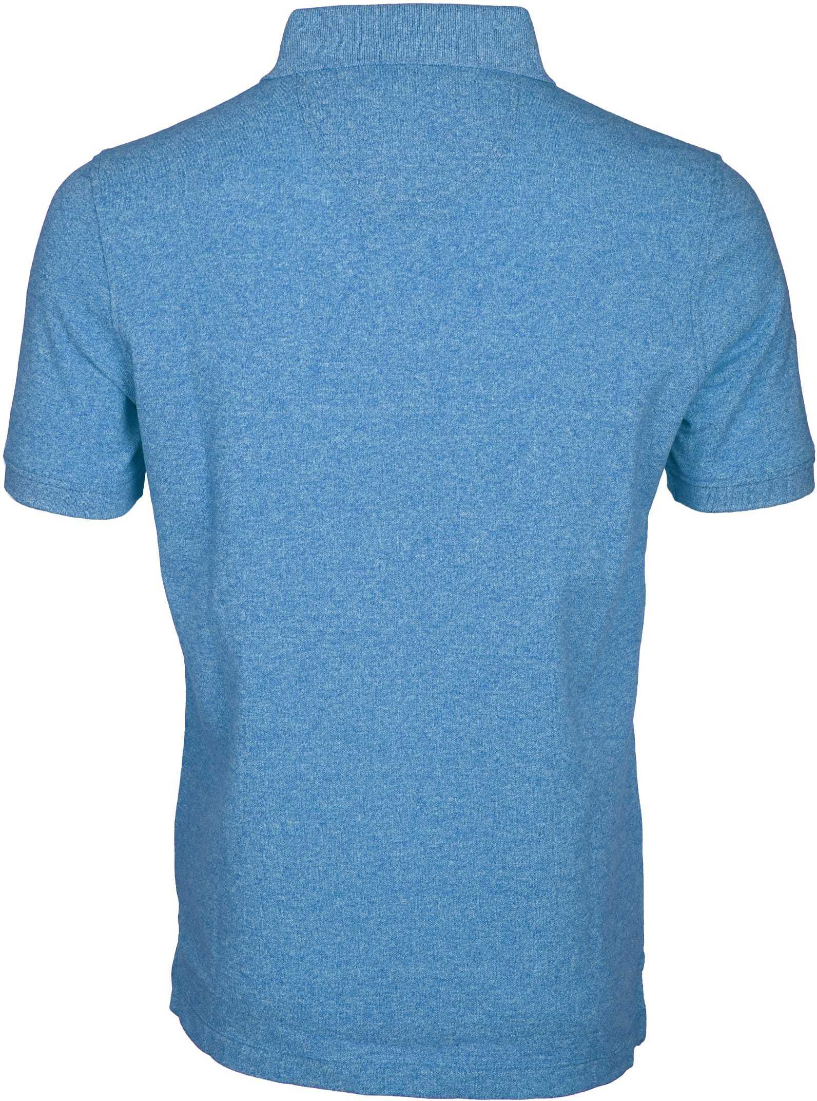 Suitable Poloshirt Jaspe Hellblau foto 3
