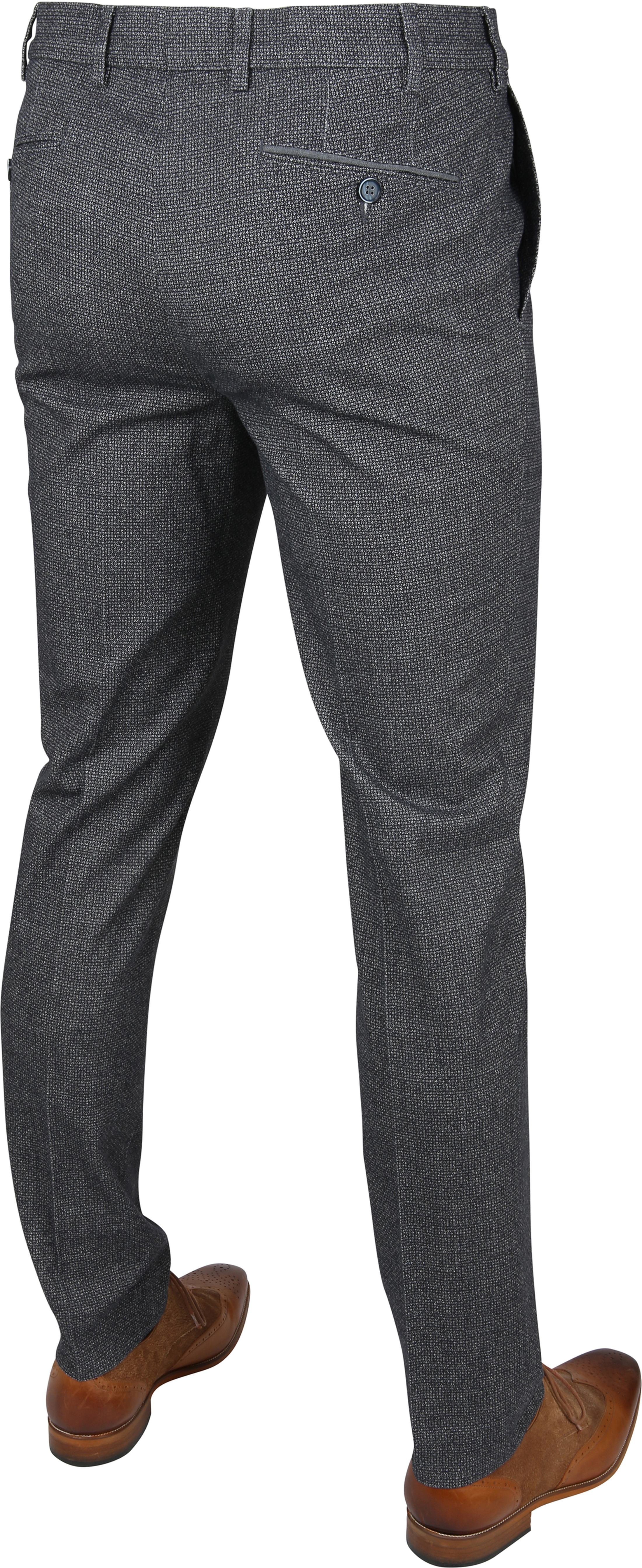 Suitable Premium Pantalon Antraciet foto 7
