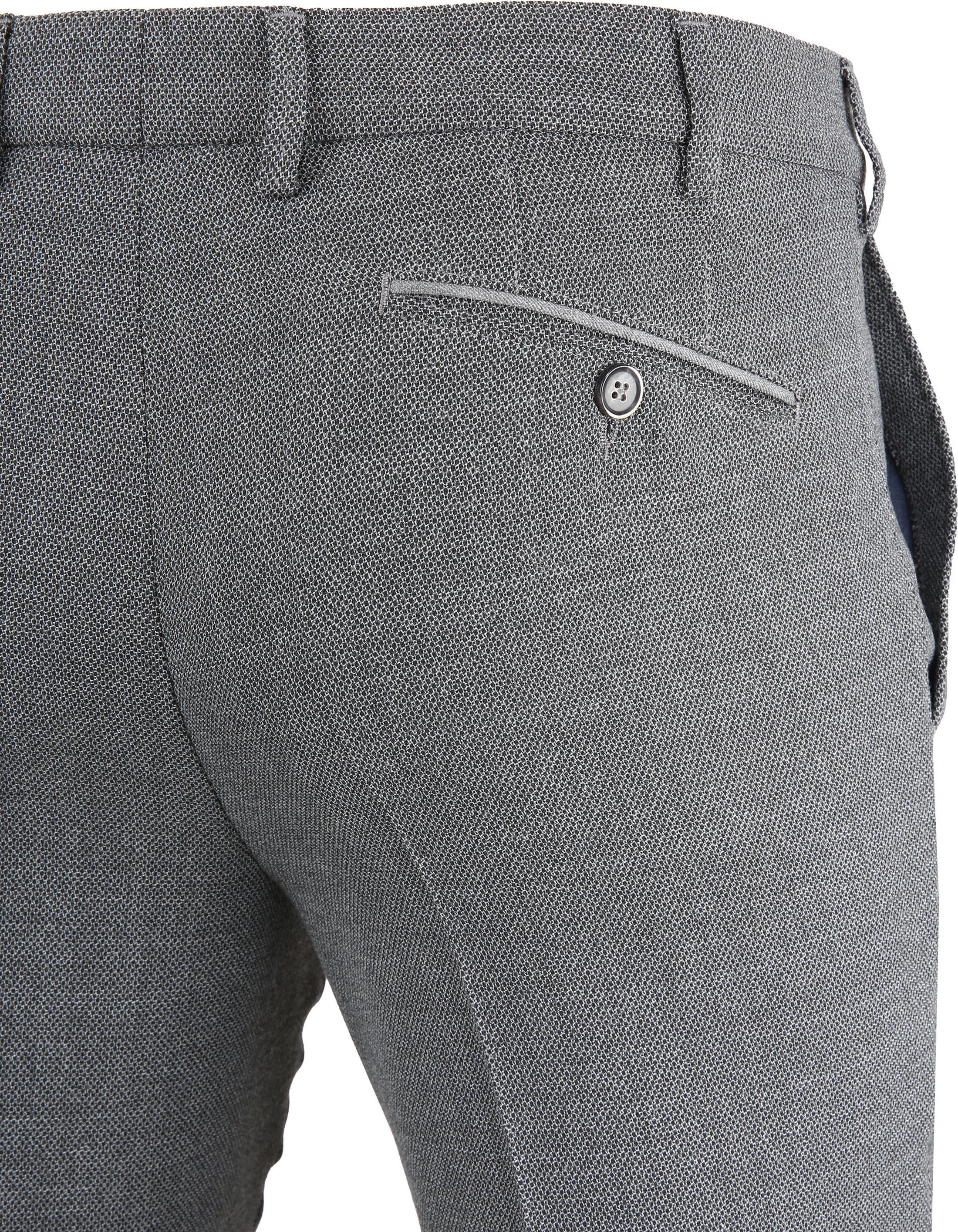 Suitable Premium Pantalon Milano Mid Grey foto 3