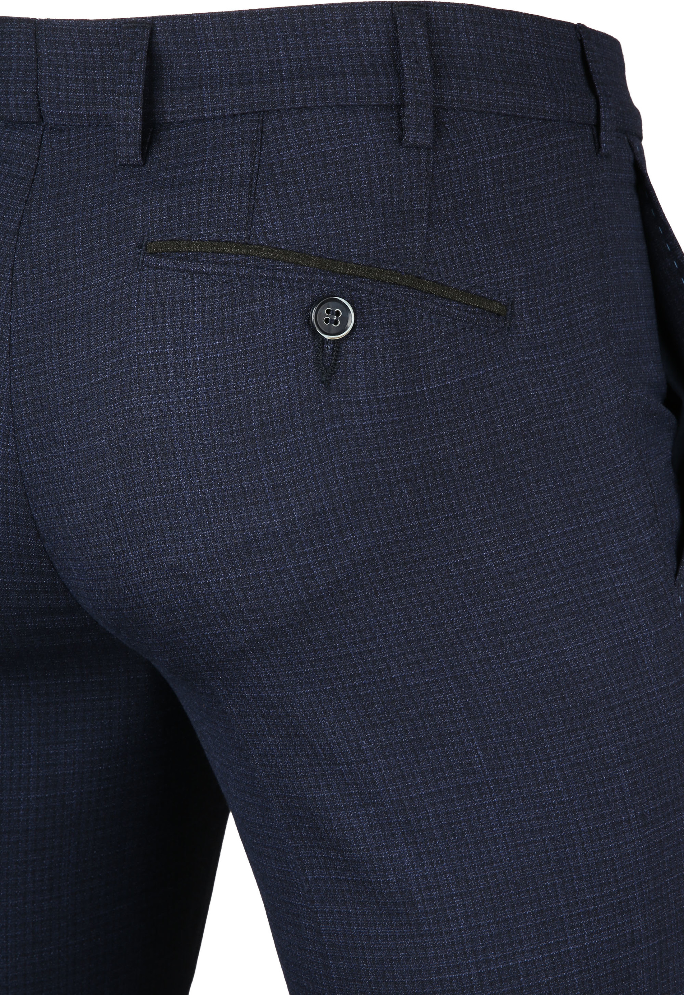 Suitable Premium Pantalon Milano Navy foto 1