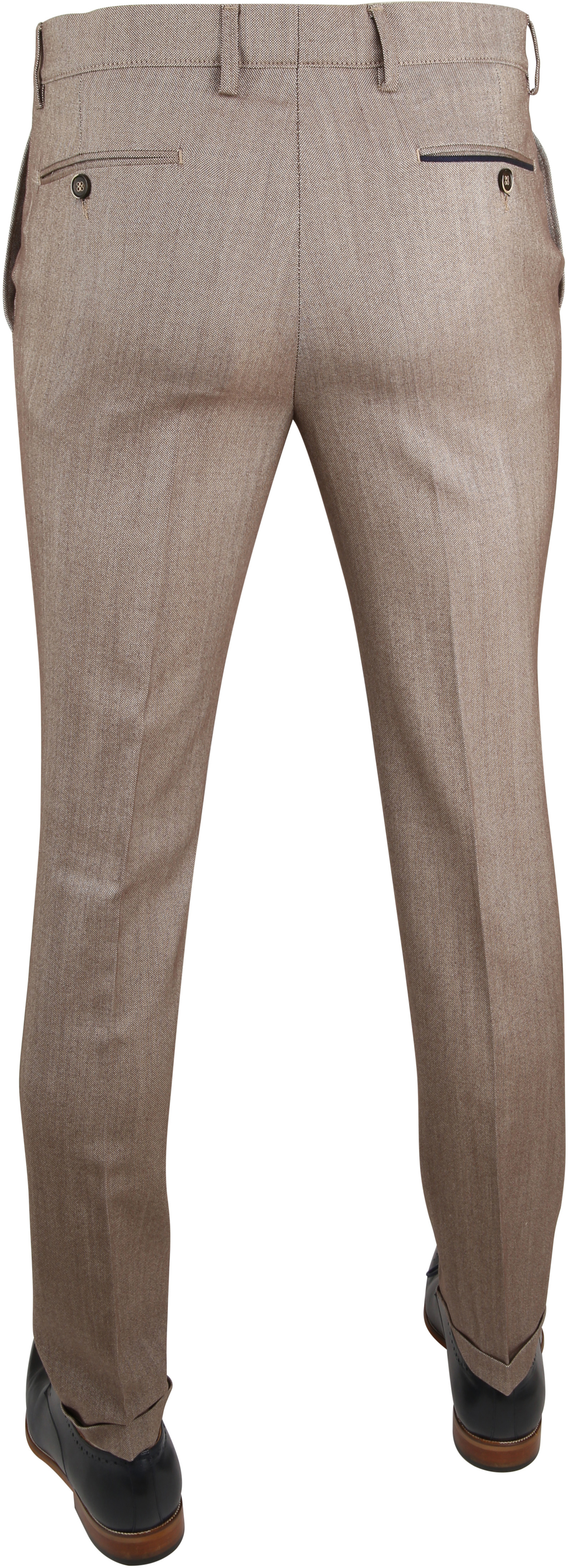 Suitable Premium Pantalon Rimini Bruin foto 1
