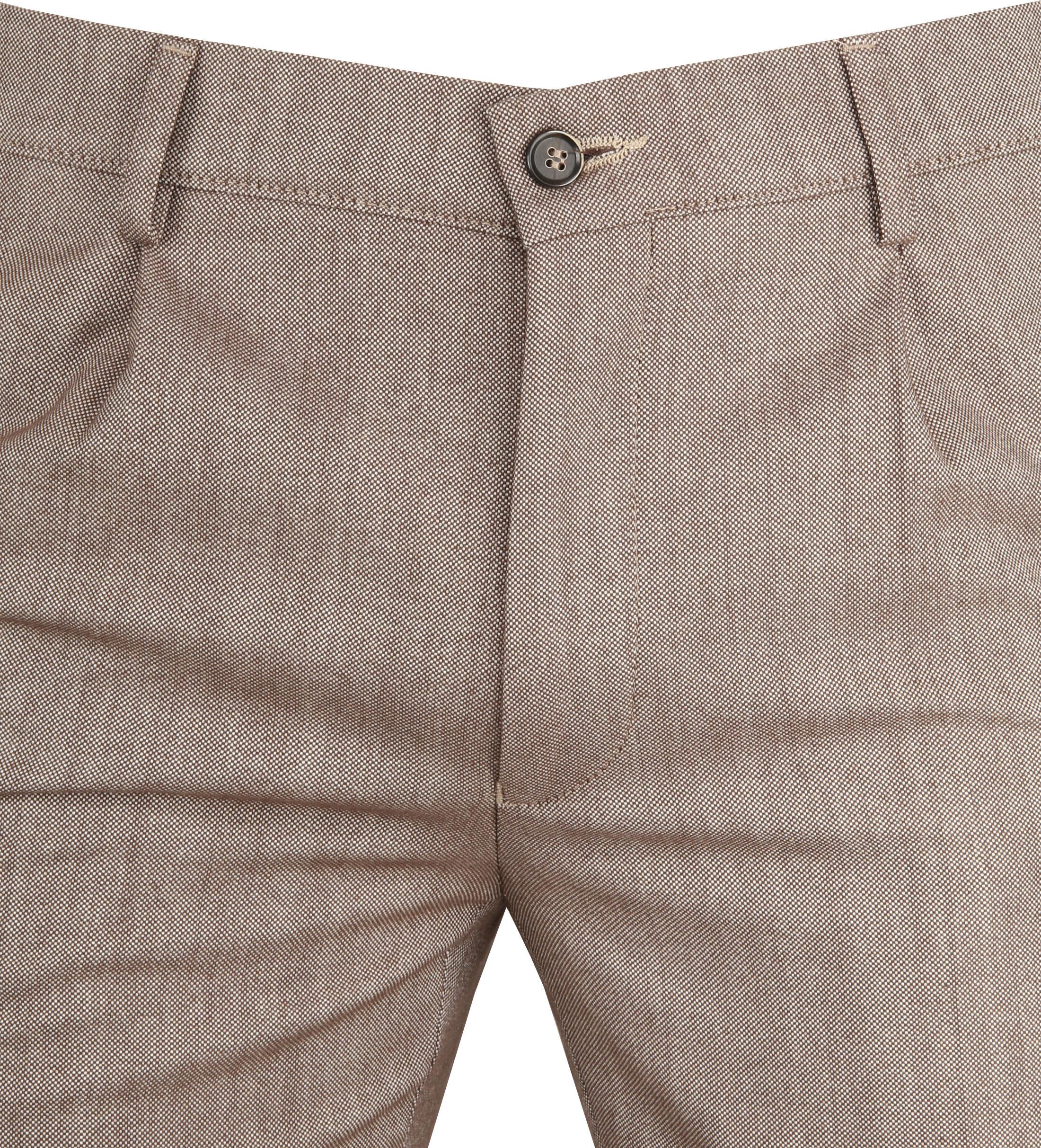 Suitable Premium Pantalon Rimini Bruin foto 2