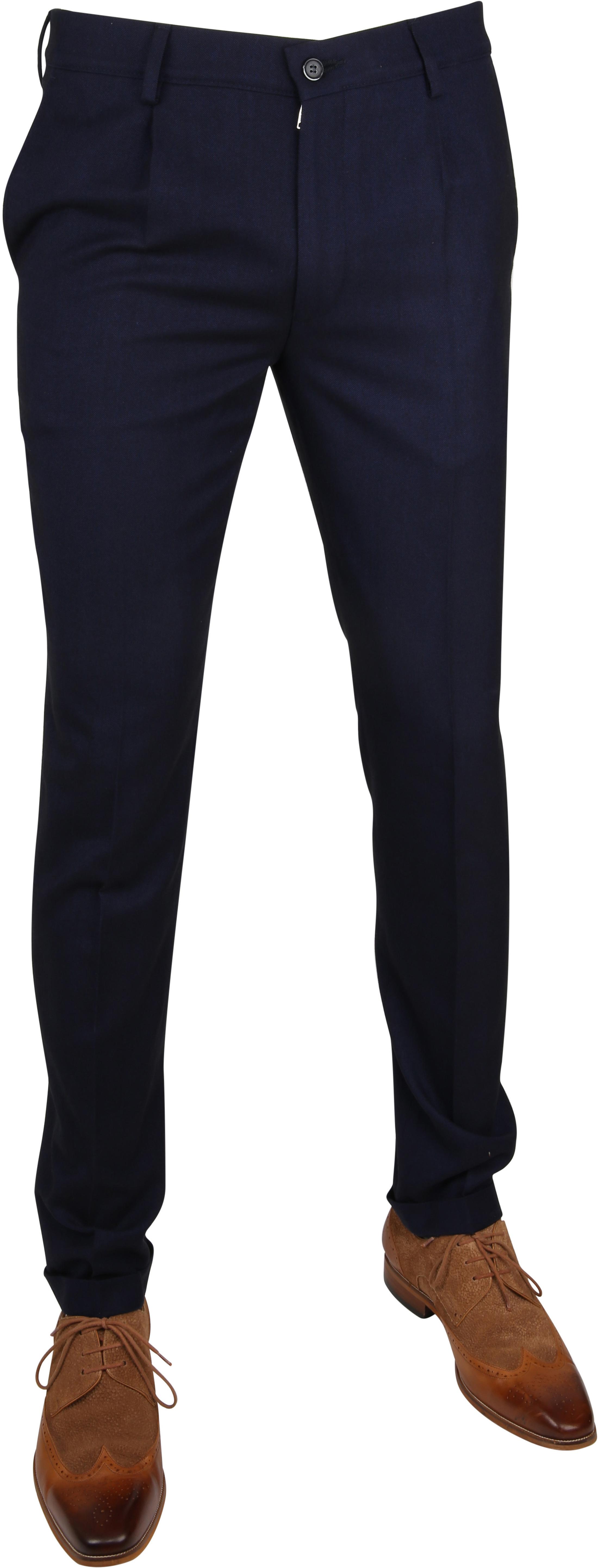 Suitable Premium Pantalon Rimini Navy foto 0