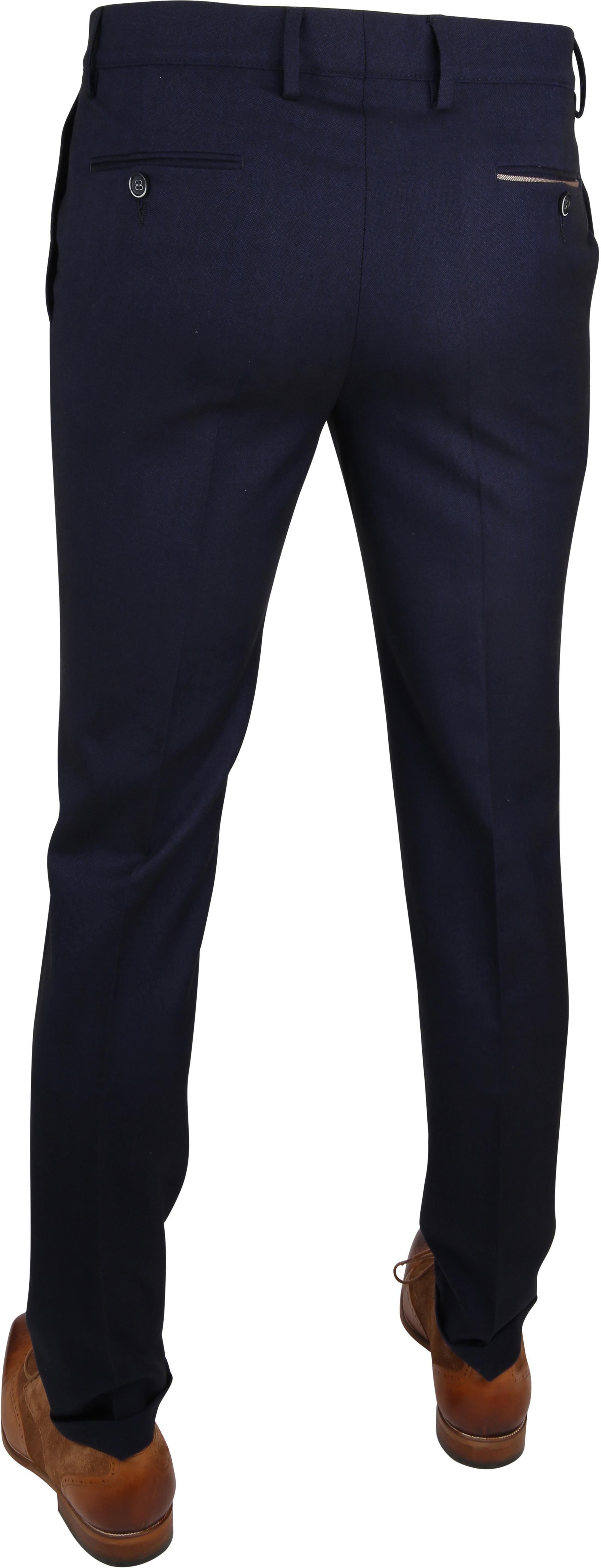 Suitable Premium Pantalon Rimini Navy foto 1