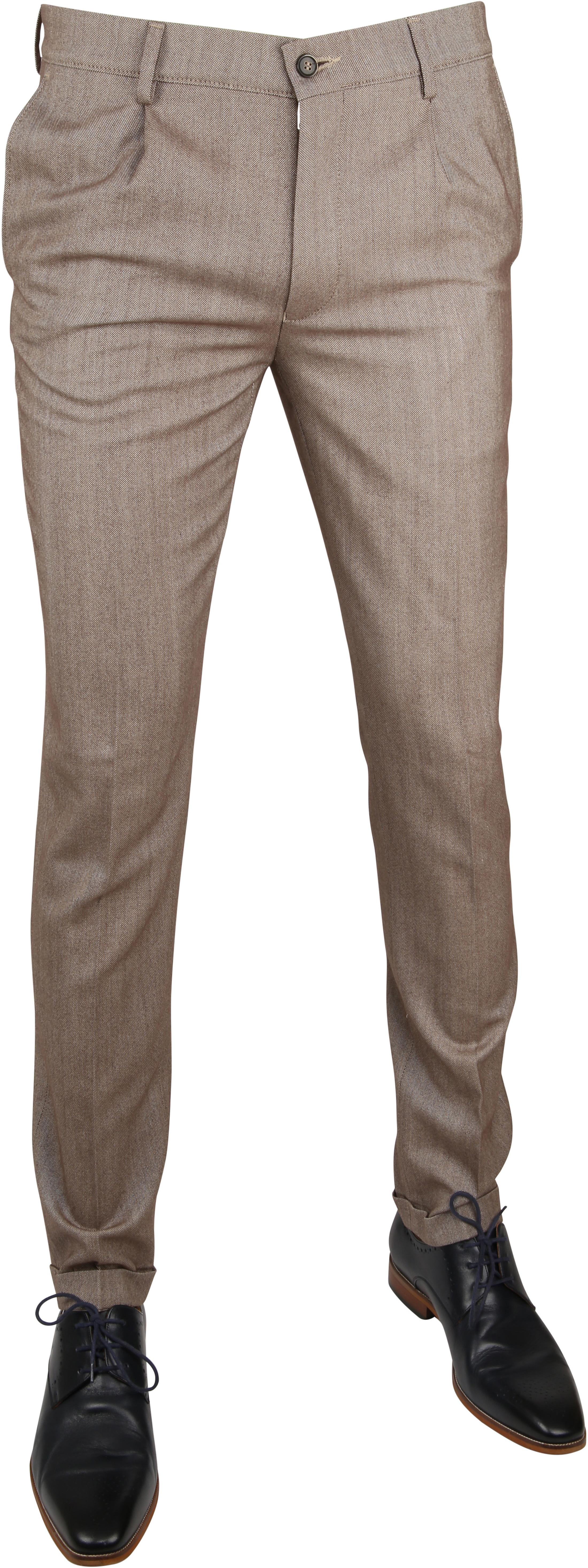 Suitable Premium Pants Rimini Brown foto 0