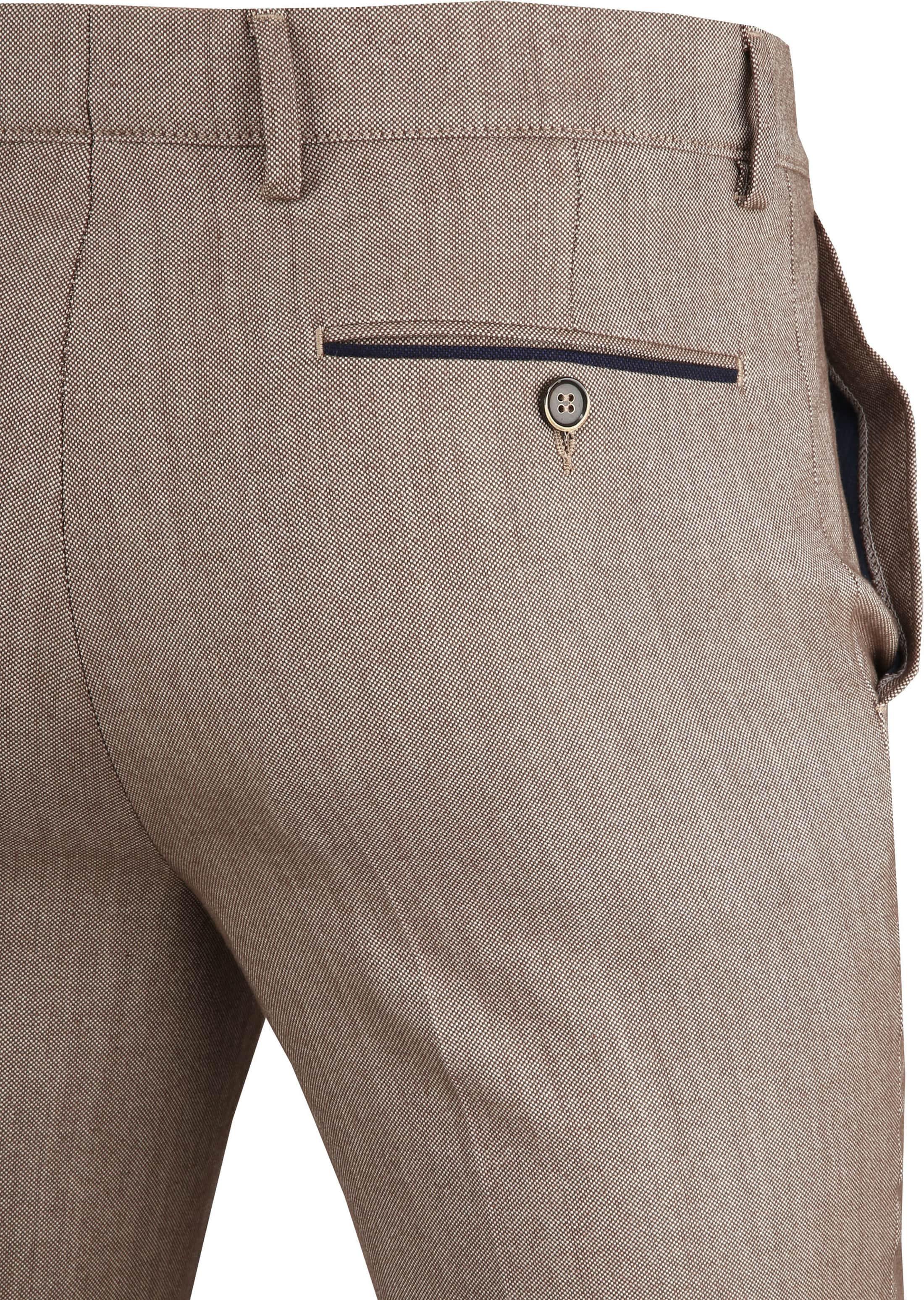 Suitable Premium Pants Rimini Brown foto 3