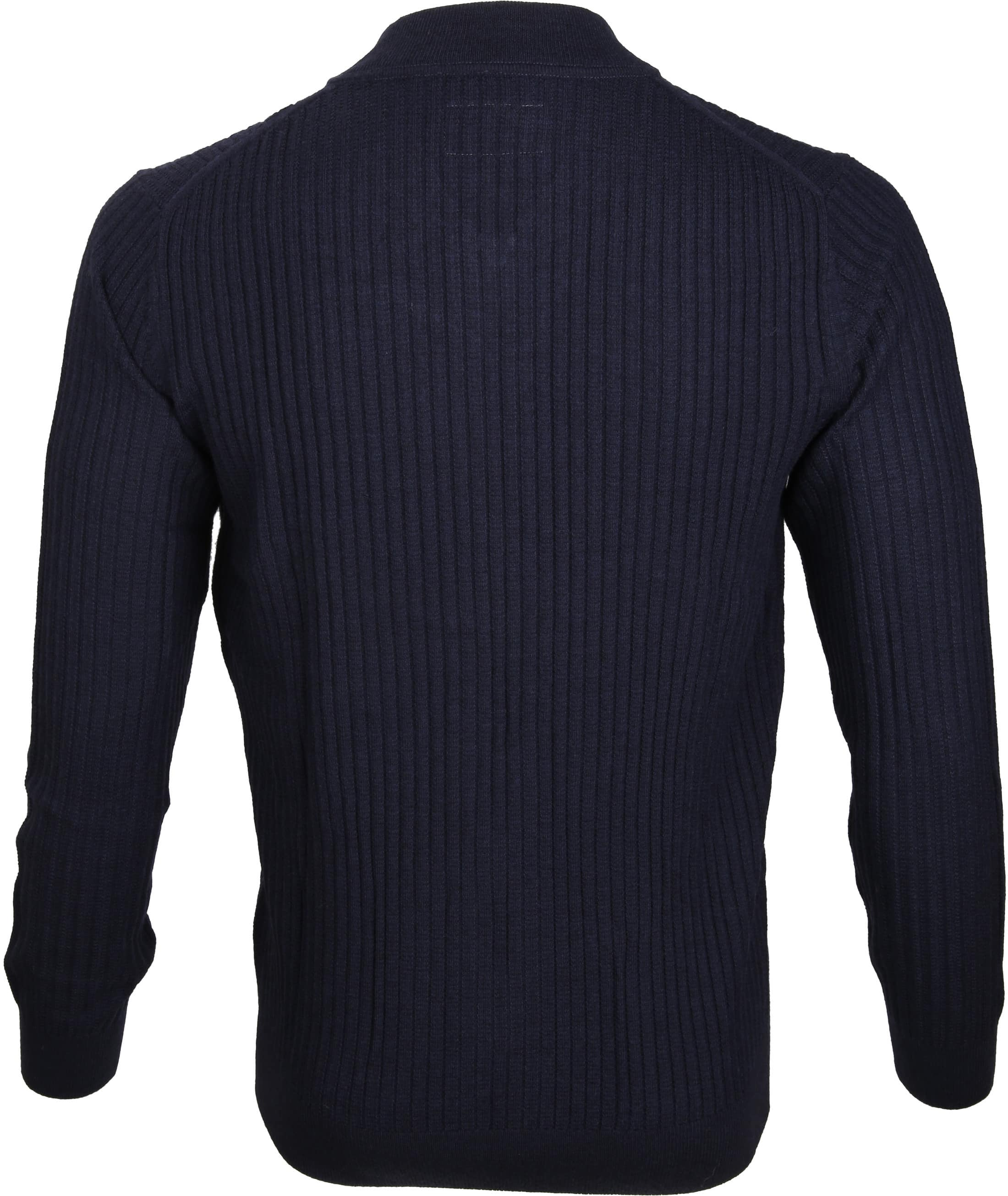 Suitable Prestige Cardigan Navy foto 3