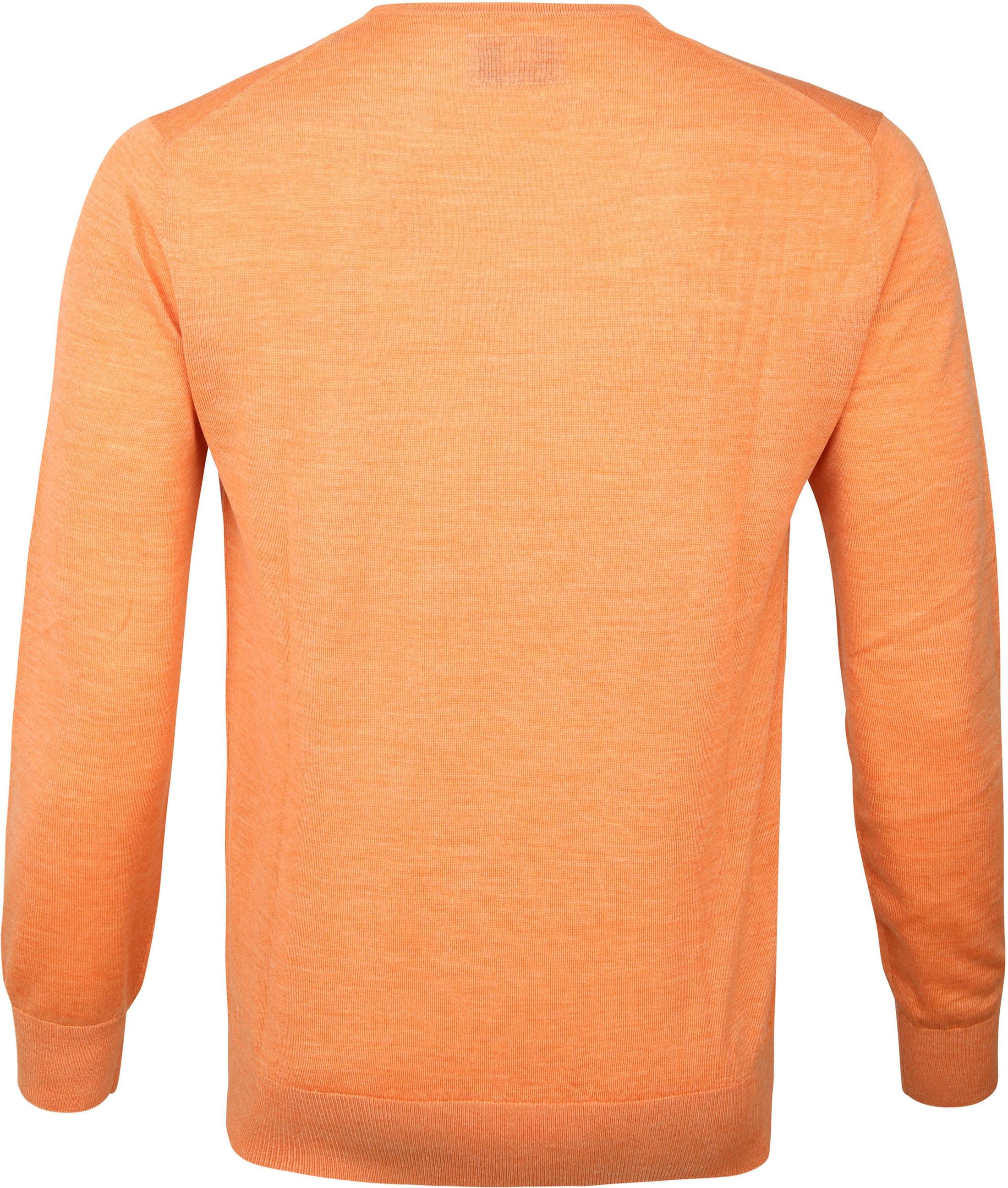 Suitable Prestige Merino Pullover Oranje