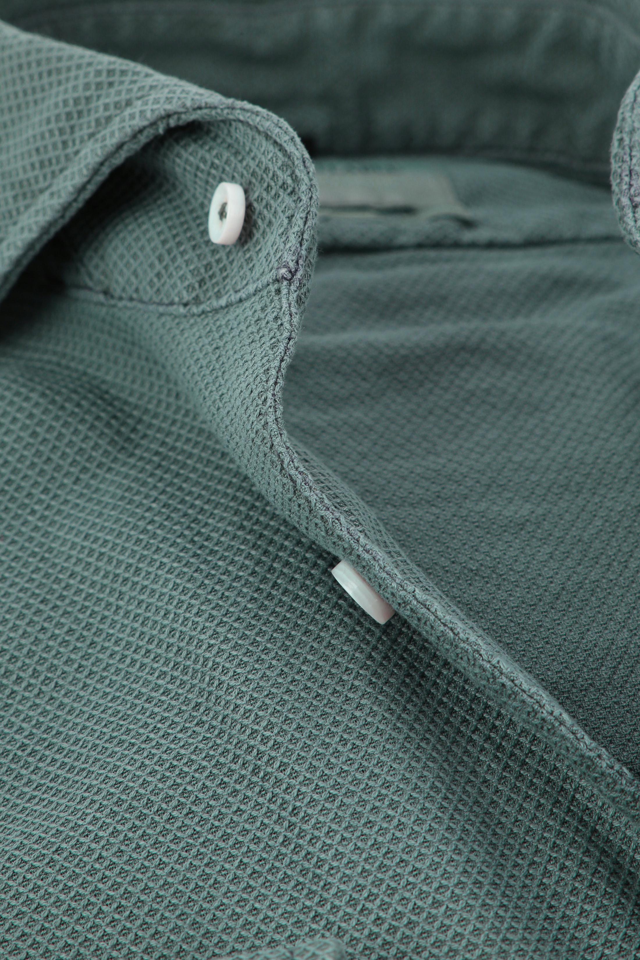 Suitable Prestige Overhemd Groen foto 1