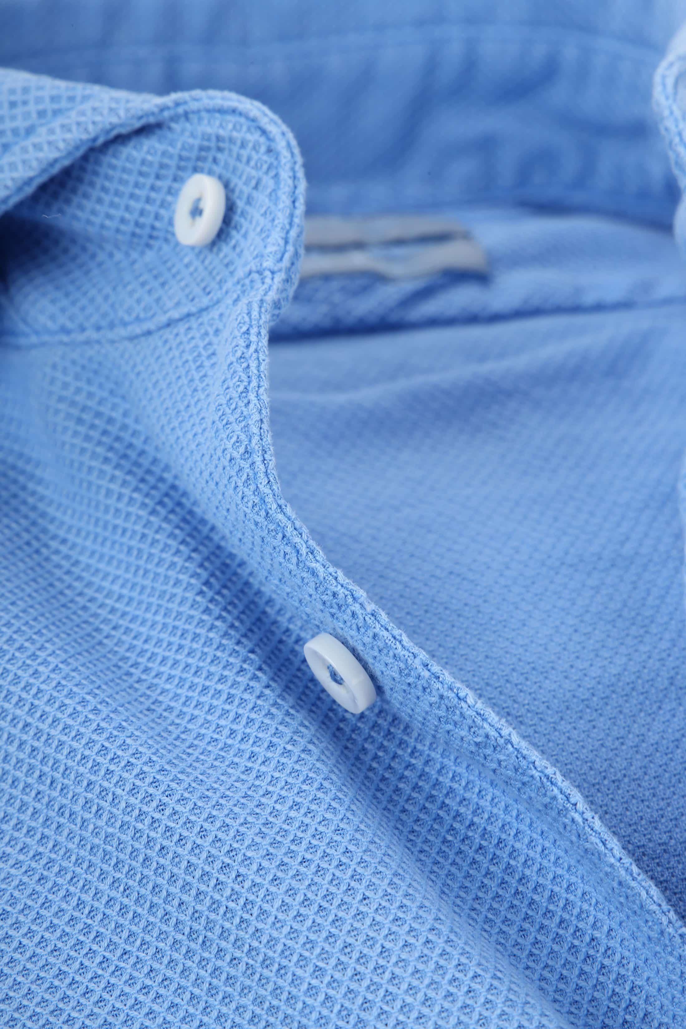 Suitable Prestige Overhemd Lichtblauw foto 1