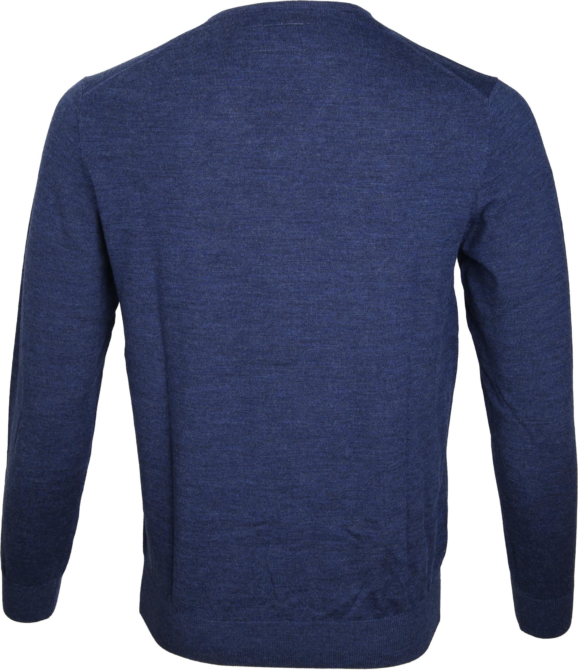 Suitable Prestige Pullover V-hals Navy foto 3