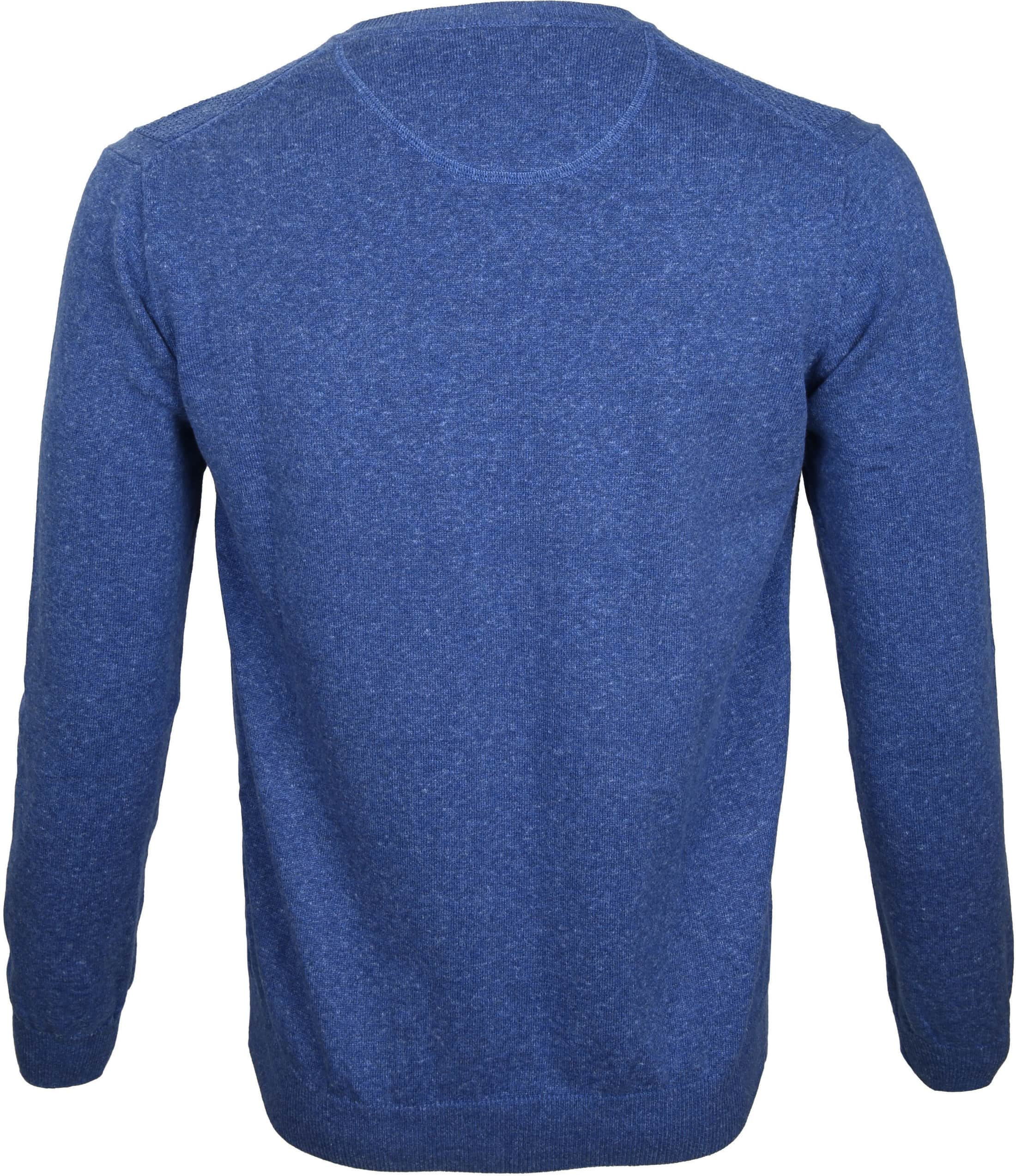 Suitable Pullover Basket Indigo foto 3